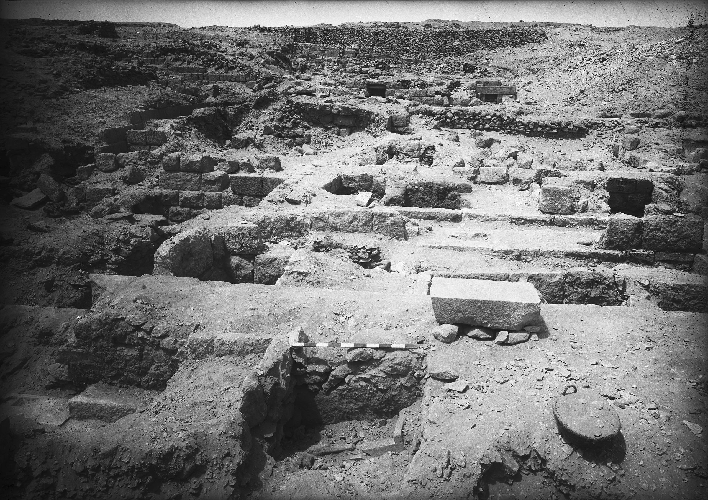 Western Cemetery: Site: Giza; View: G 2407