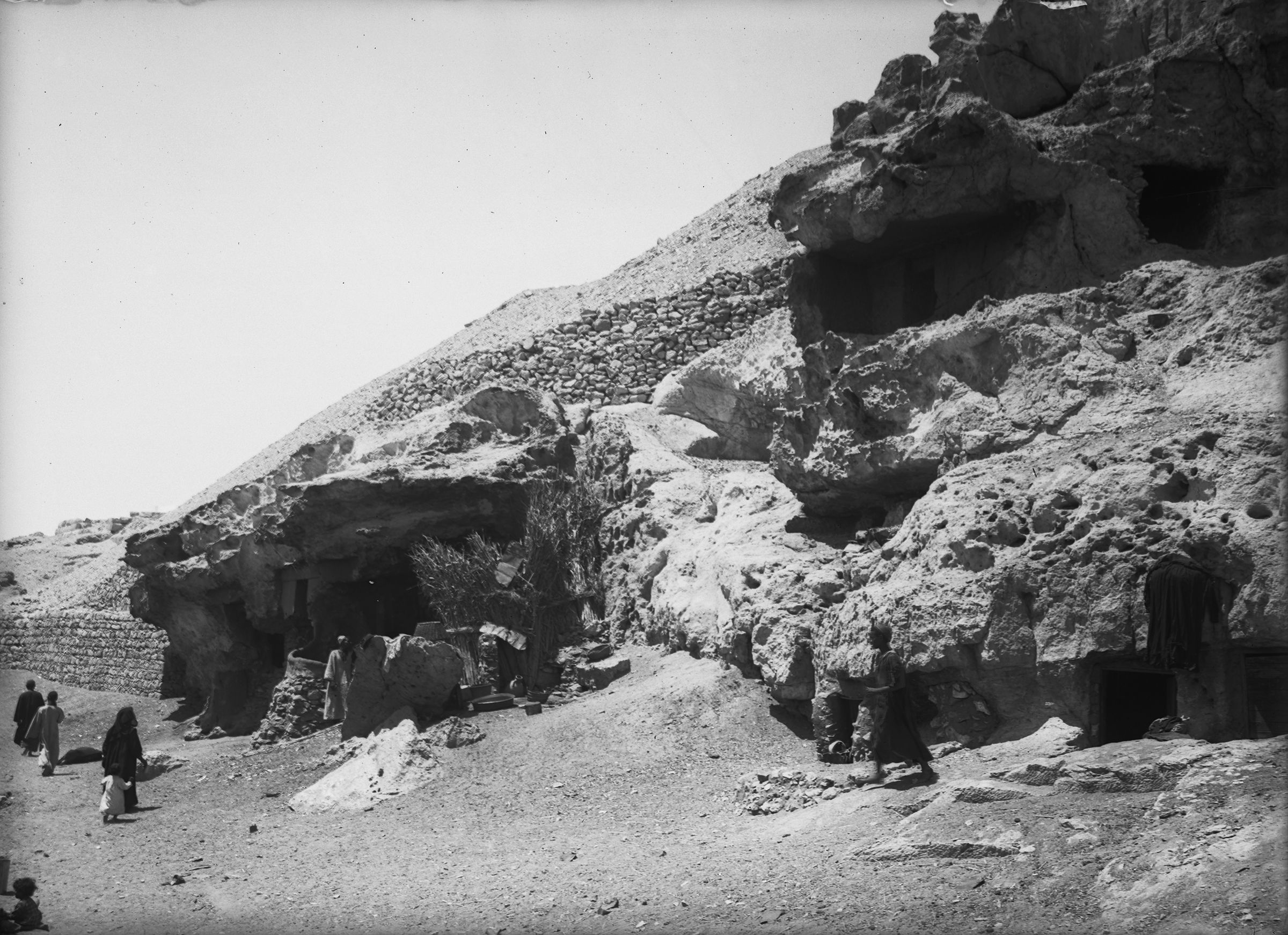 Eastern Cemetery: Site: Giza; View: Lepsius 80