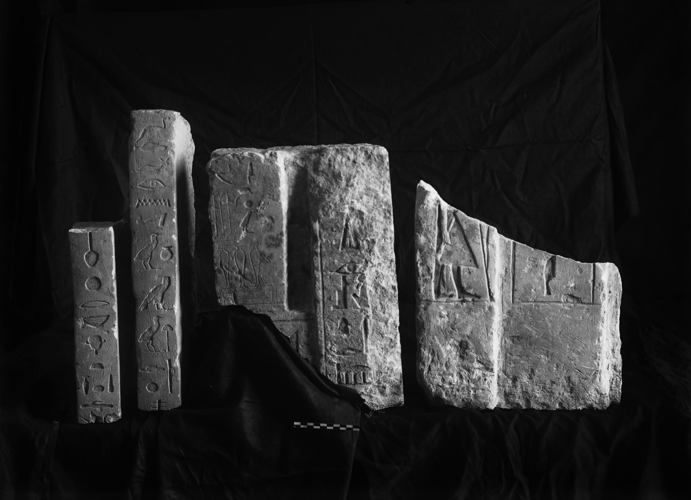 Object(s) photograph: Site: Giza; view: G 2418, G 5561
