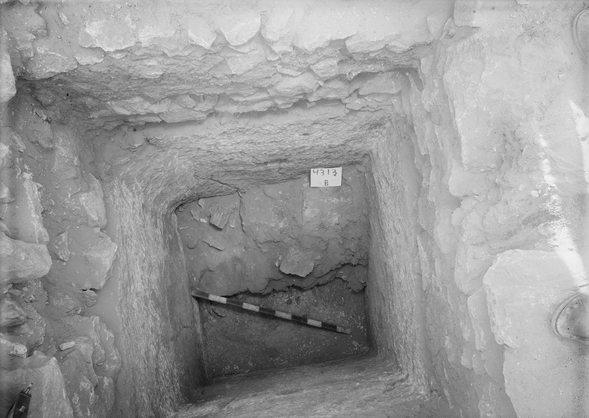 Western Cemetery: Site: Giza; View: G 4313