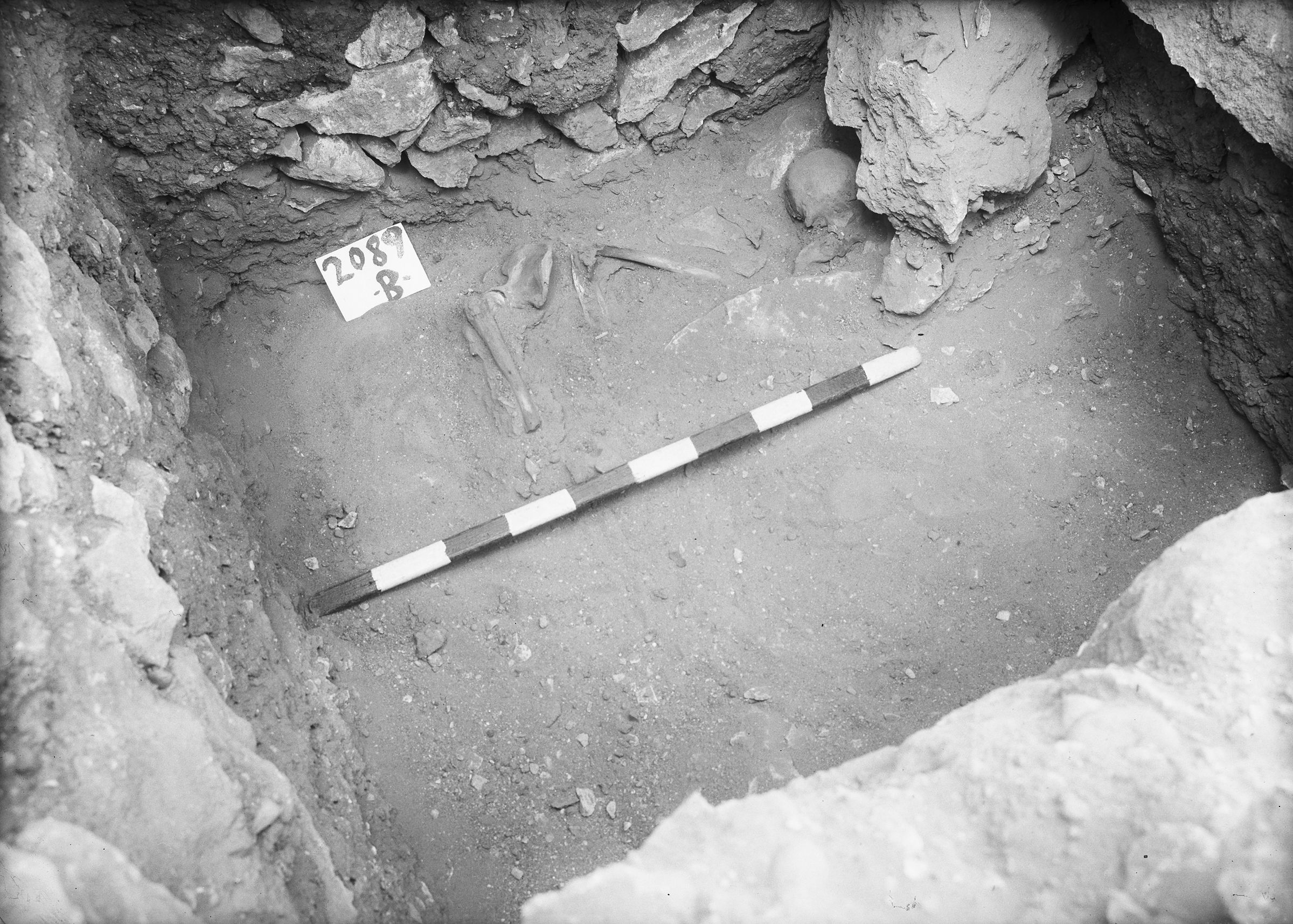 Western Cemetery: Site: Giza; View: G 2089