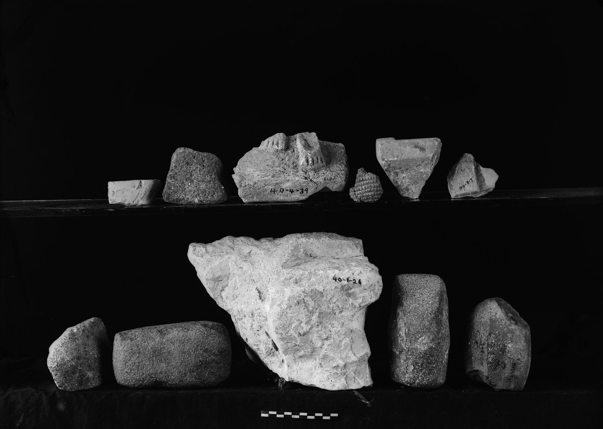 Object(s) photograph: Site: Giza; view: G 2473, G 2186, G 2438, G 2471, G 2472, G 2000, G 2350 = G 5290