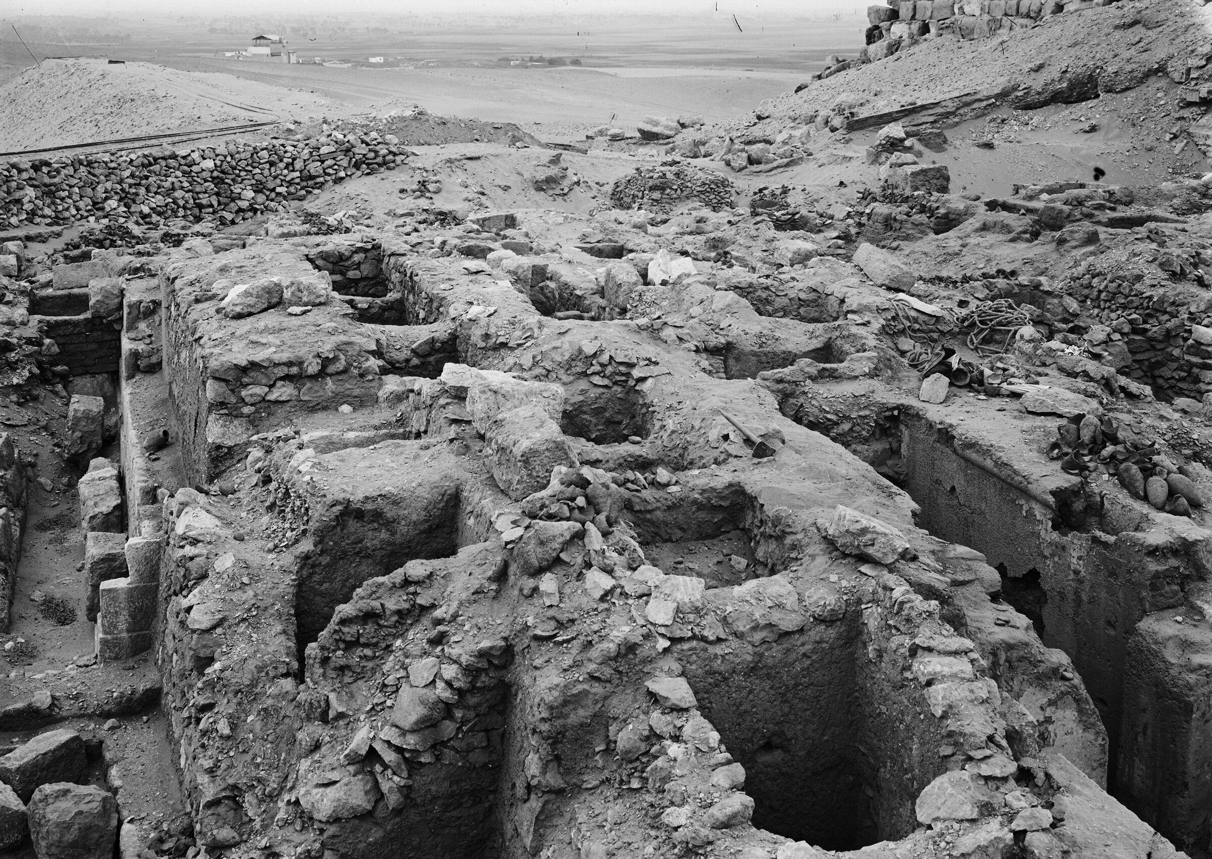 Western Cemetery: Site: Giza; View: G 1037, G 1037-Annex, G 1039