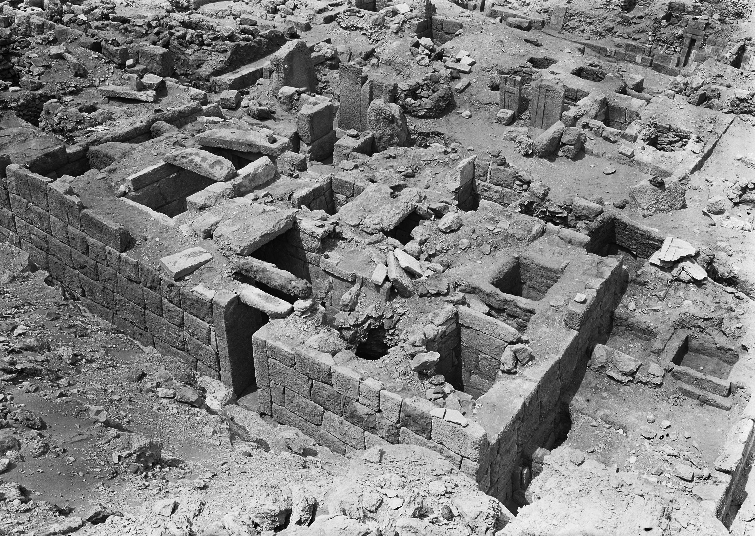 Western Cemetery: Site: Giza; View: G 1047, G 1048
