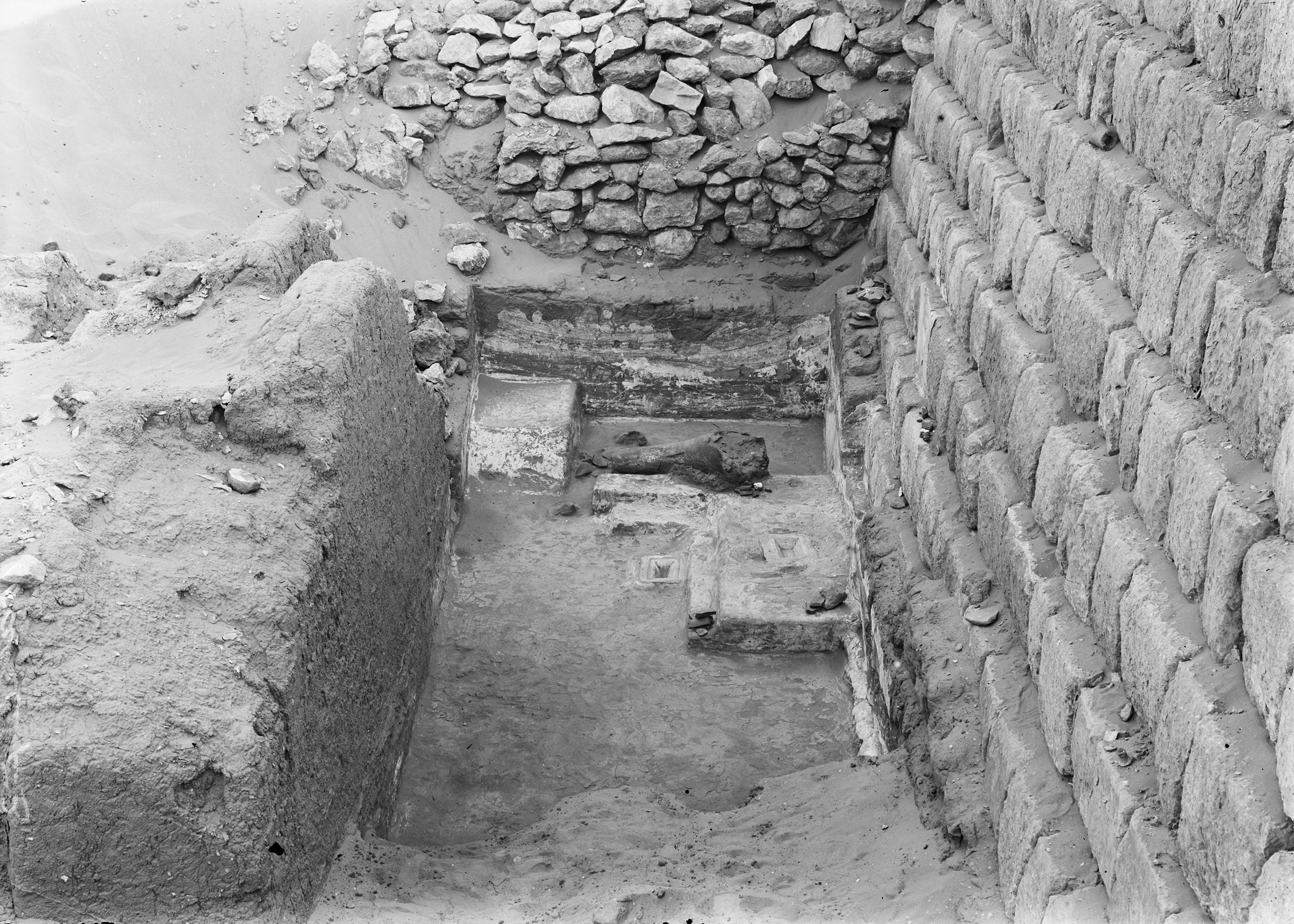 Western Cemetery: Site: Giza; View: G 1205, G 1367
