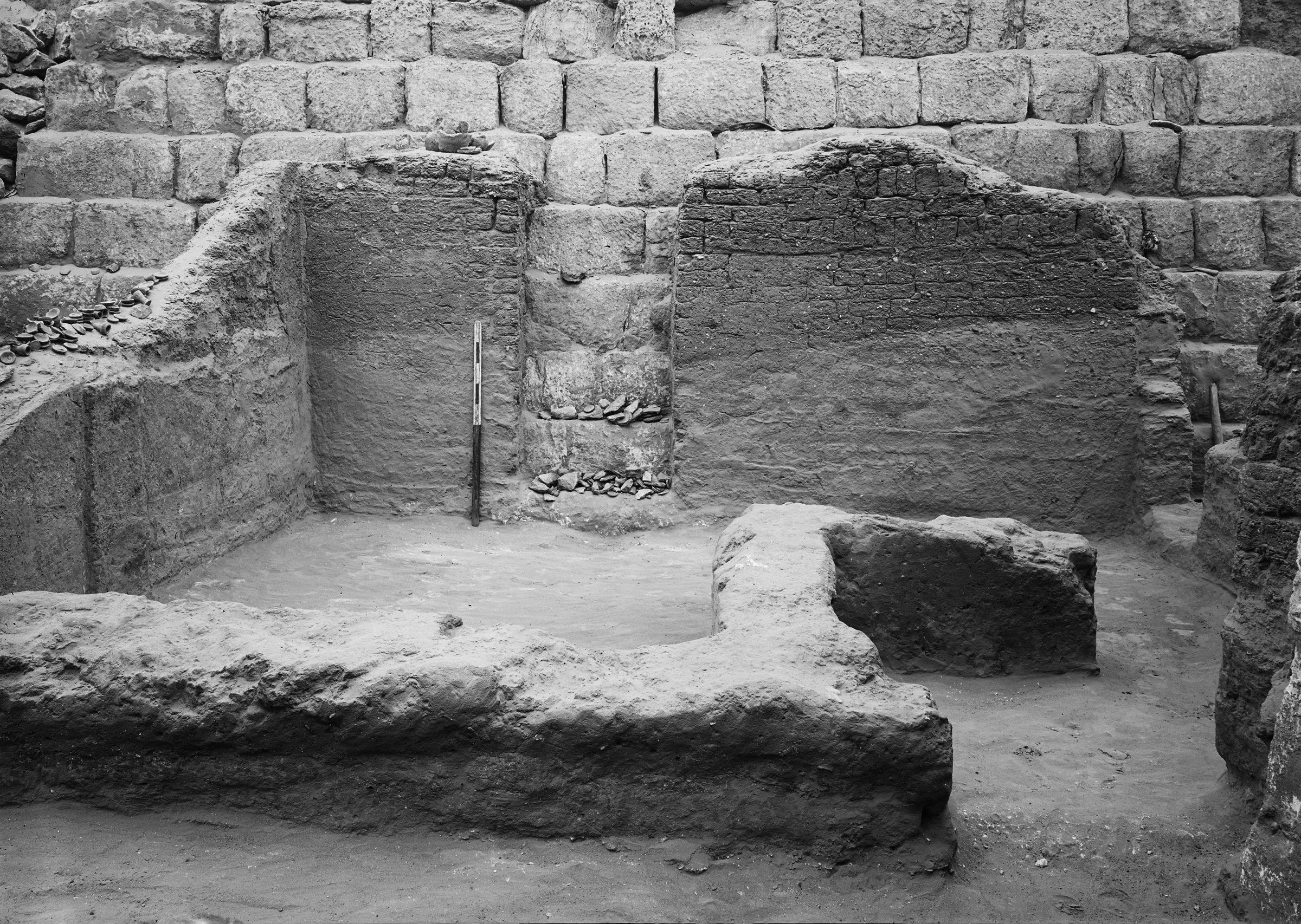 Western Cemetery: Site: Giza; View: G 1209