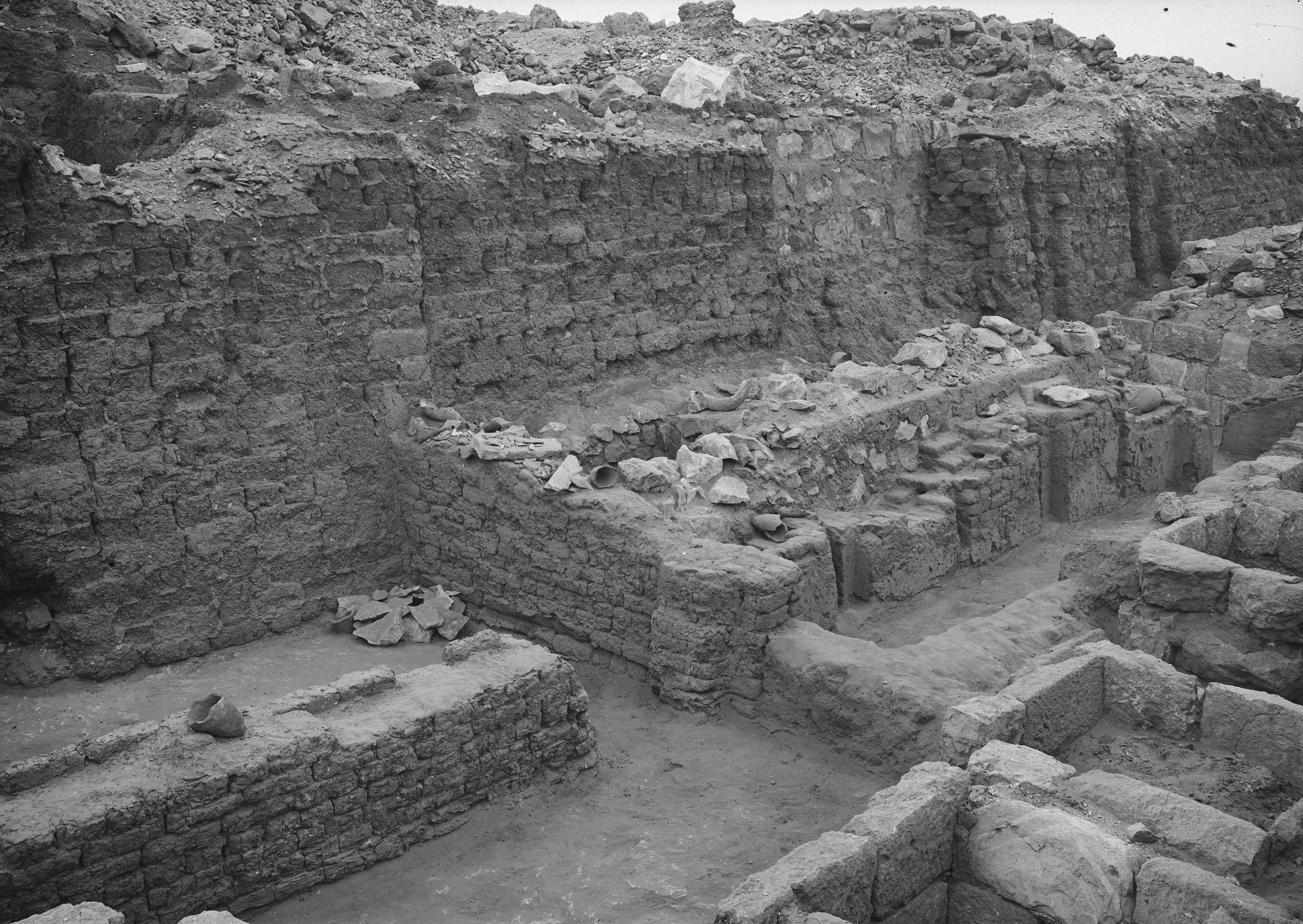 Western Cemetery: Site: Giza; View: G 1221, G 1170