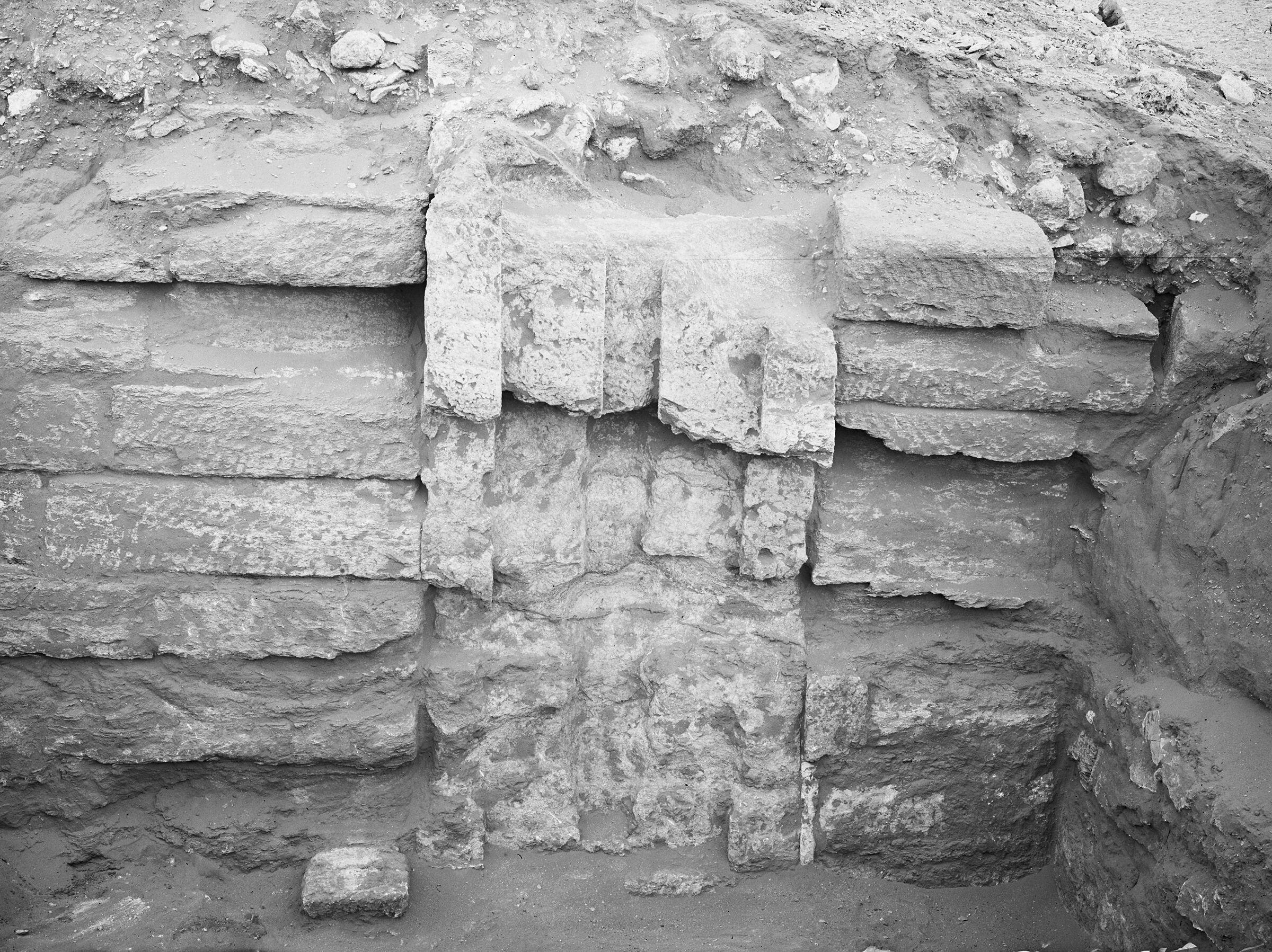 Menkaure Quarry Cemetery: Site: Giza; View: MQ 2
