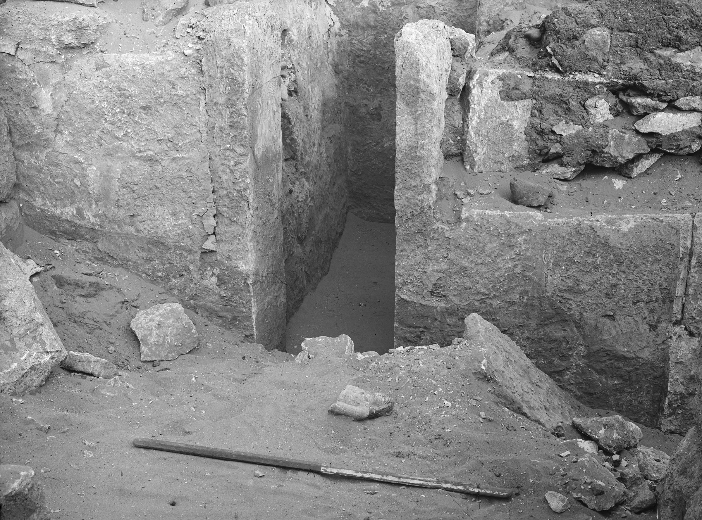 Western Cemetery: Site: Giza; View: G 2034
