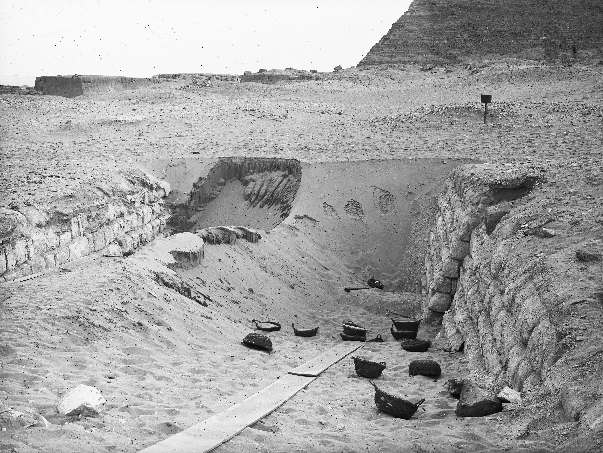 Western Cemetery: Site: Giza; View: G 2160, G 2140