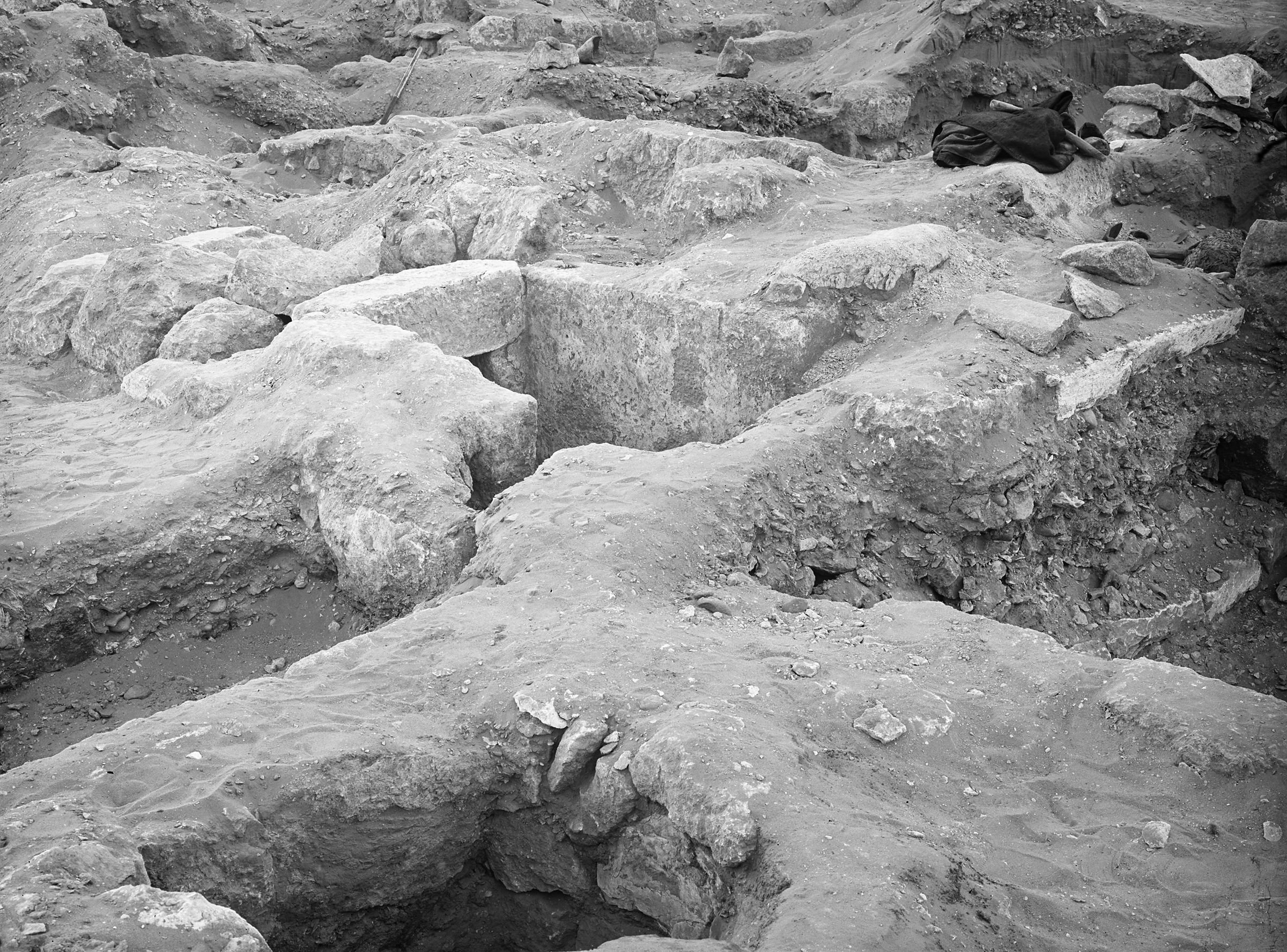 Western Cemetery: Site: Giza; View: G 2009