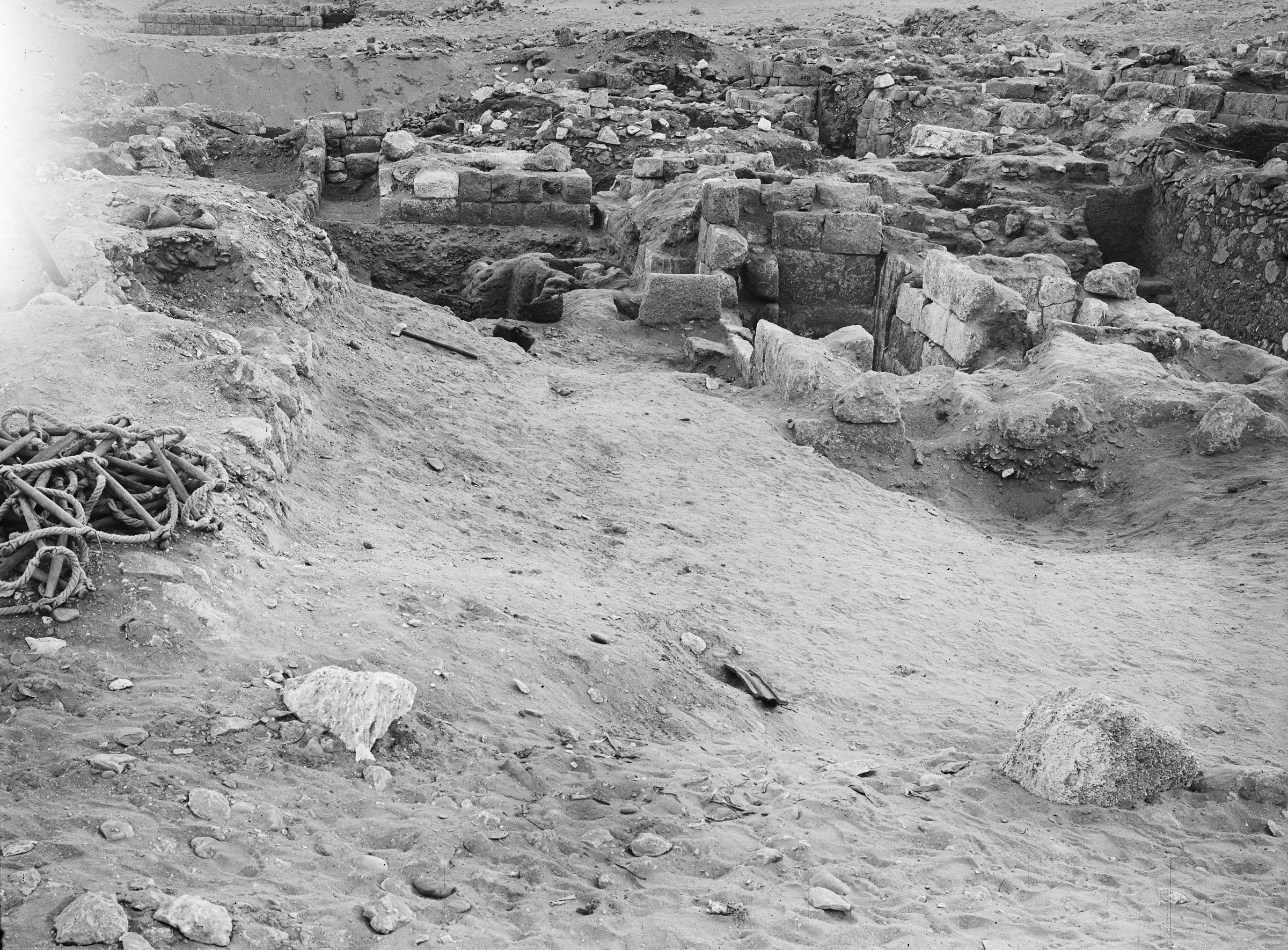 Western Cemetery: Site: Giza; View: G 2041, G 2040