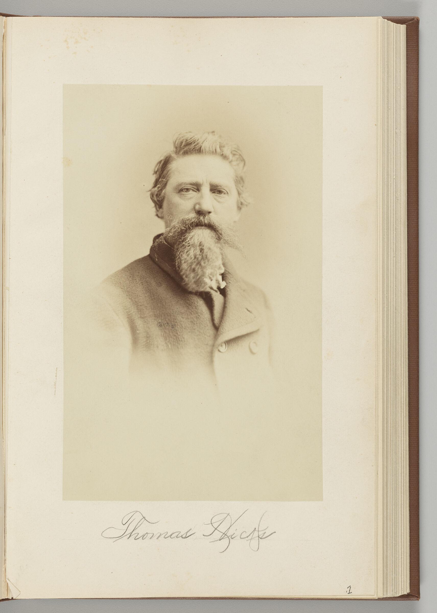 Thomas Hicks (1823-1890)