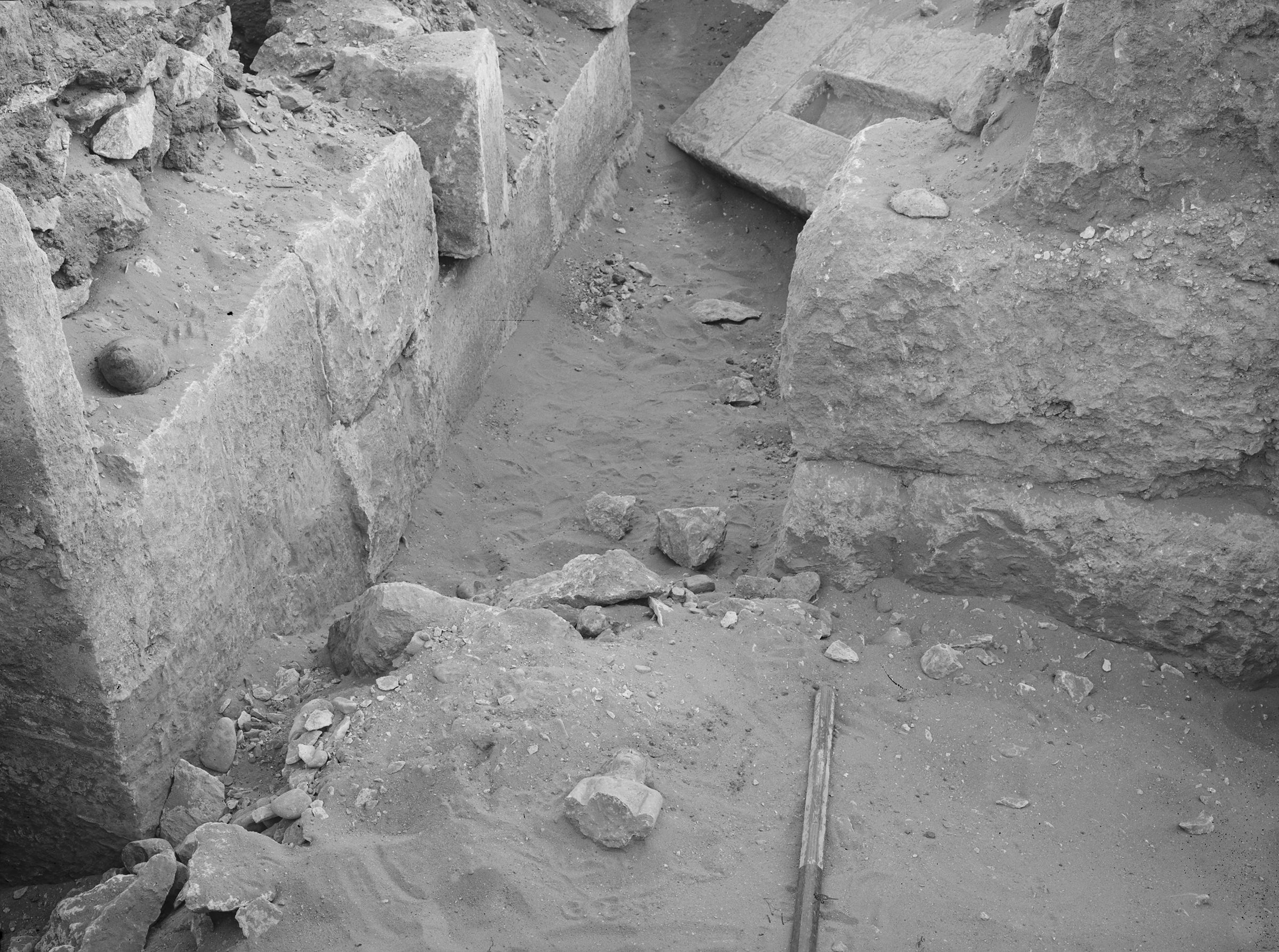 Western Cemetery: Site: Giza; View: G 2034, G 2032