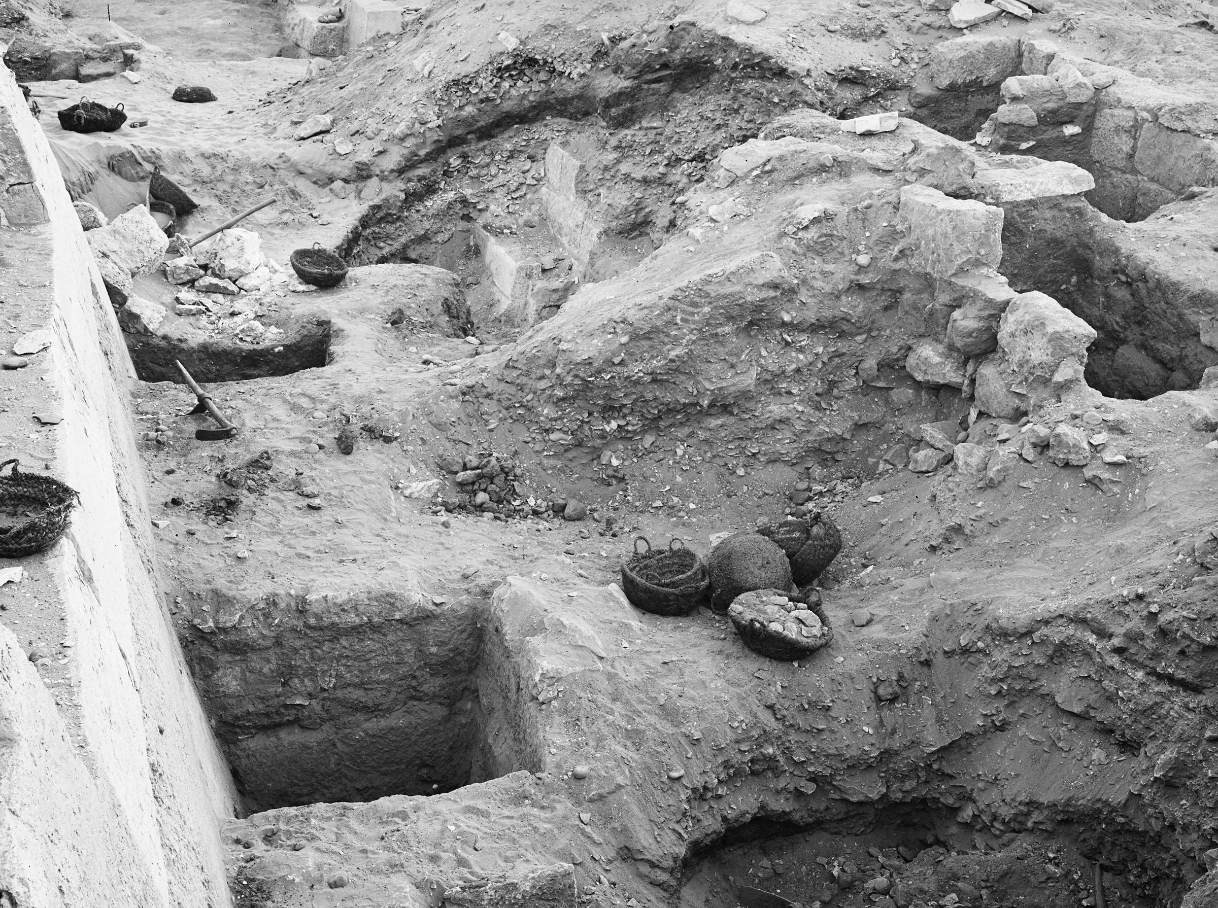 Western Cemetery: Site: Giza; View: G 2041, G 2051