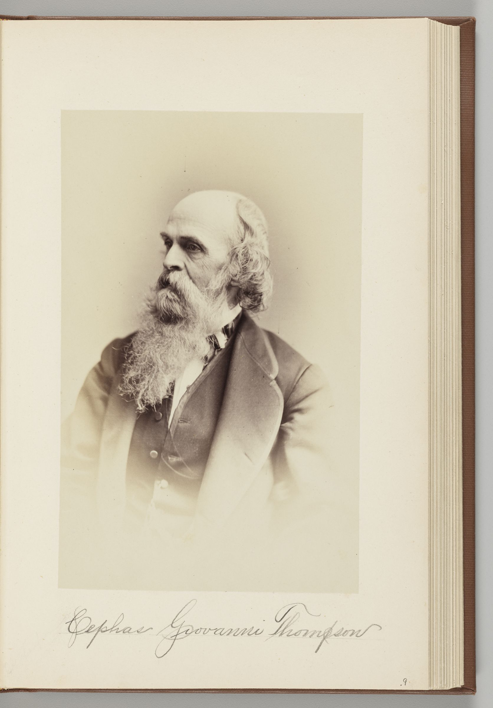 Cephas Giovanni Thompson (1809-1888)