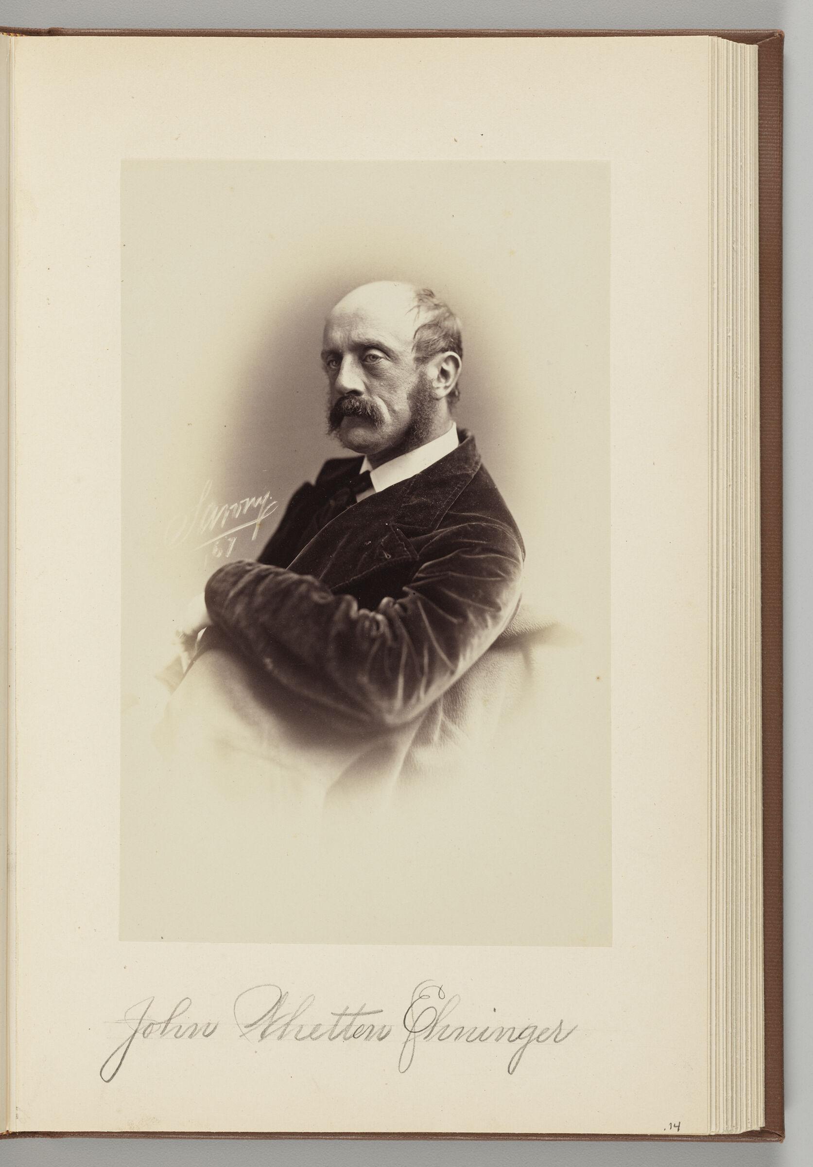 John Whetten Ehninger (1827-1889)