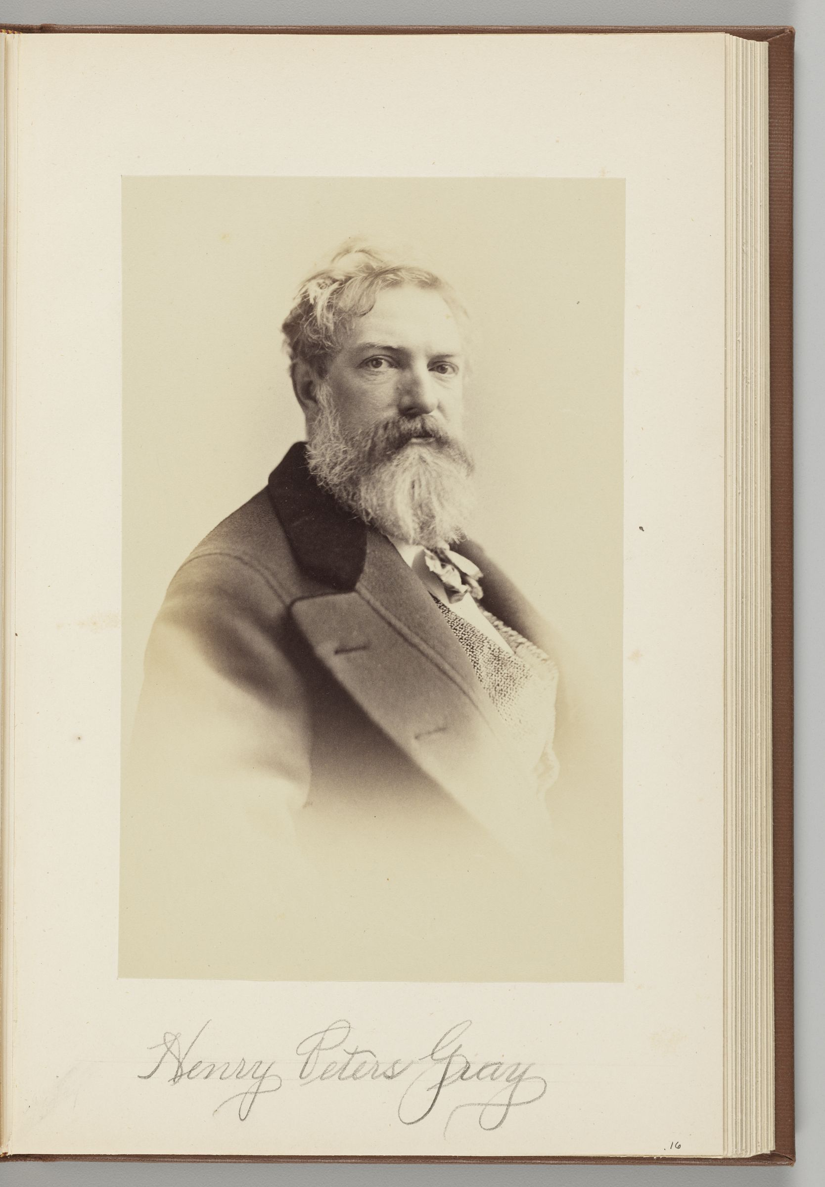 Henry Peters Gray (1819-1877)