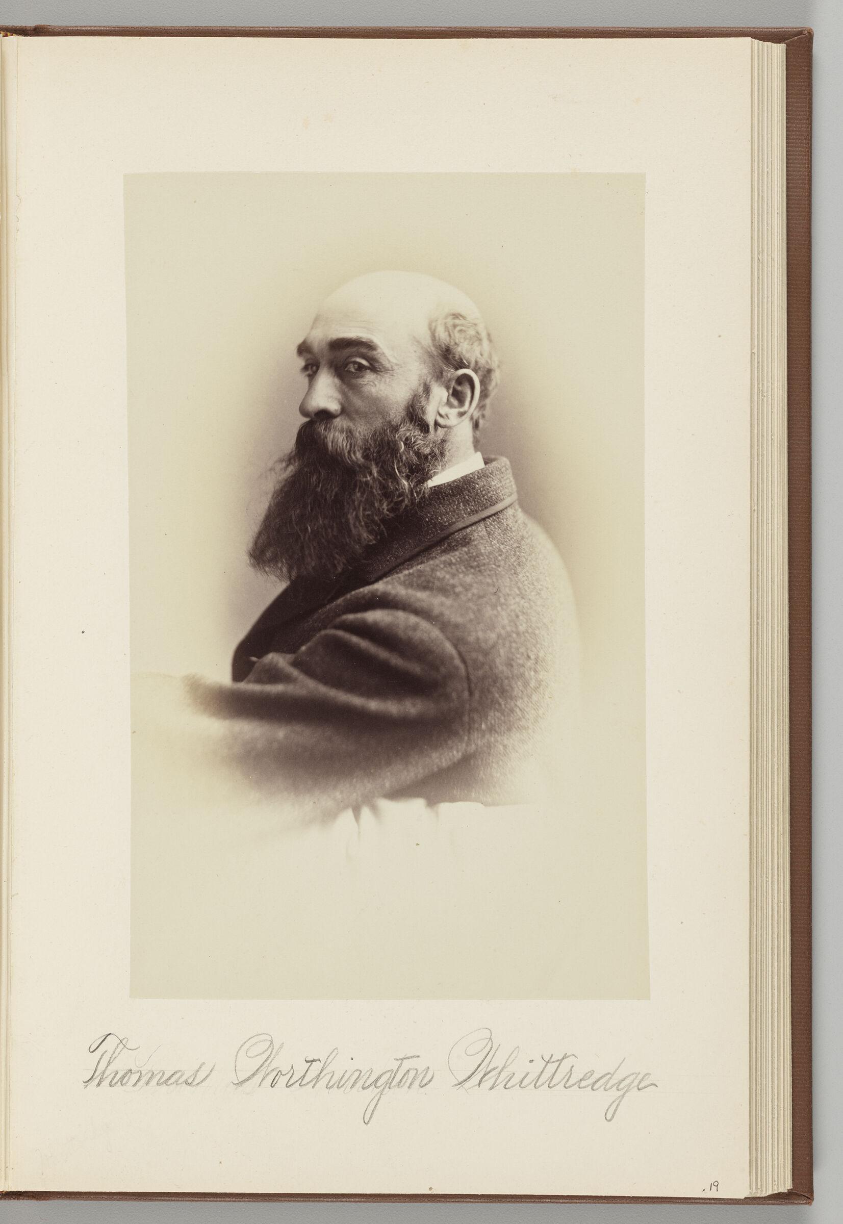 Thomas Worthington Whittredge (1820-1910)