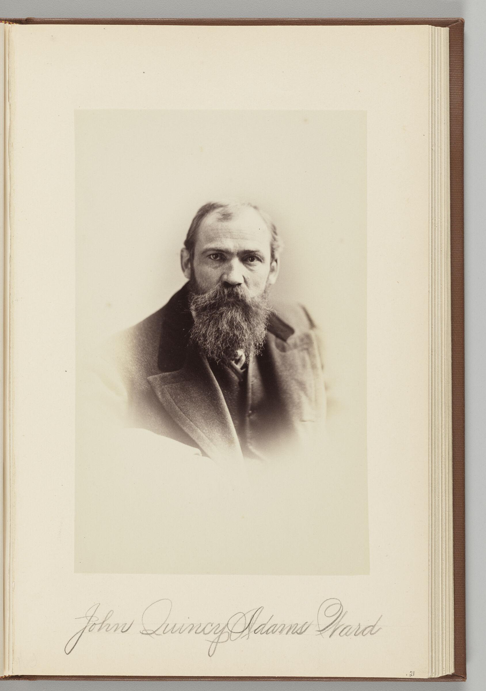 John Quincy Adams Ward (1830-1910)