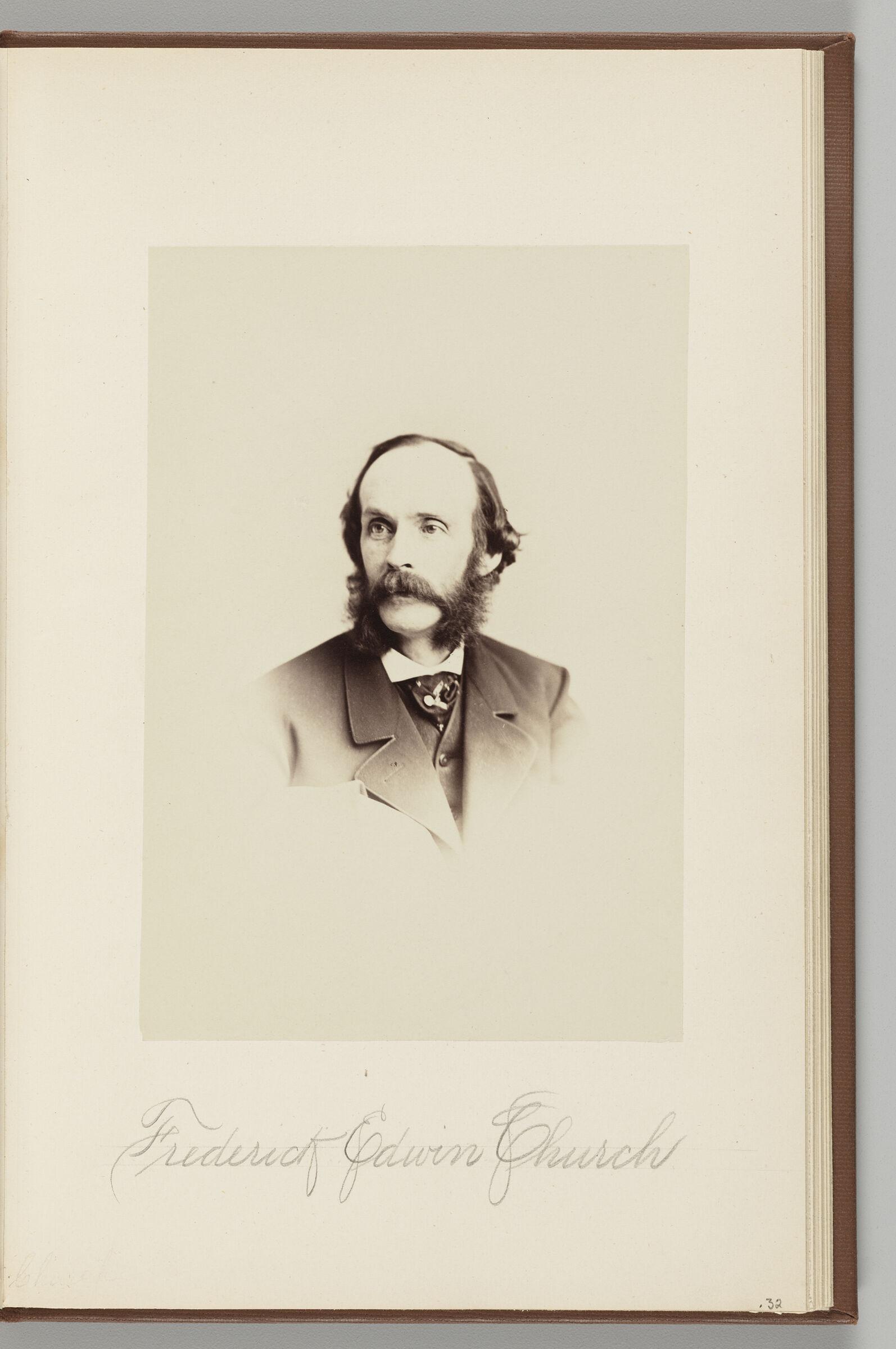 Frederick Edwin Church (1826-1900)