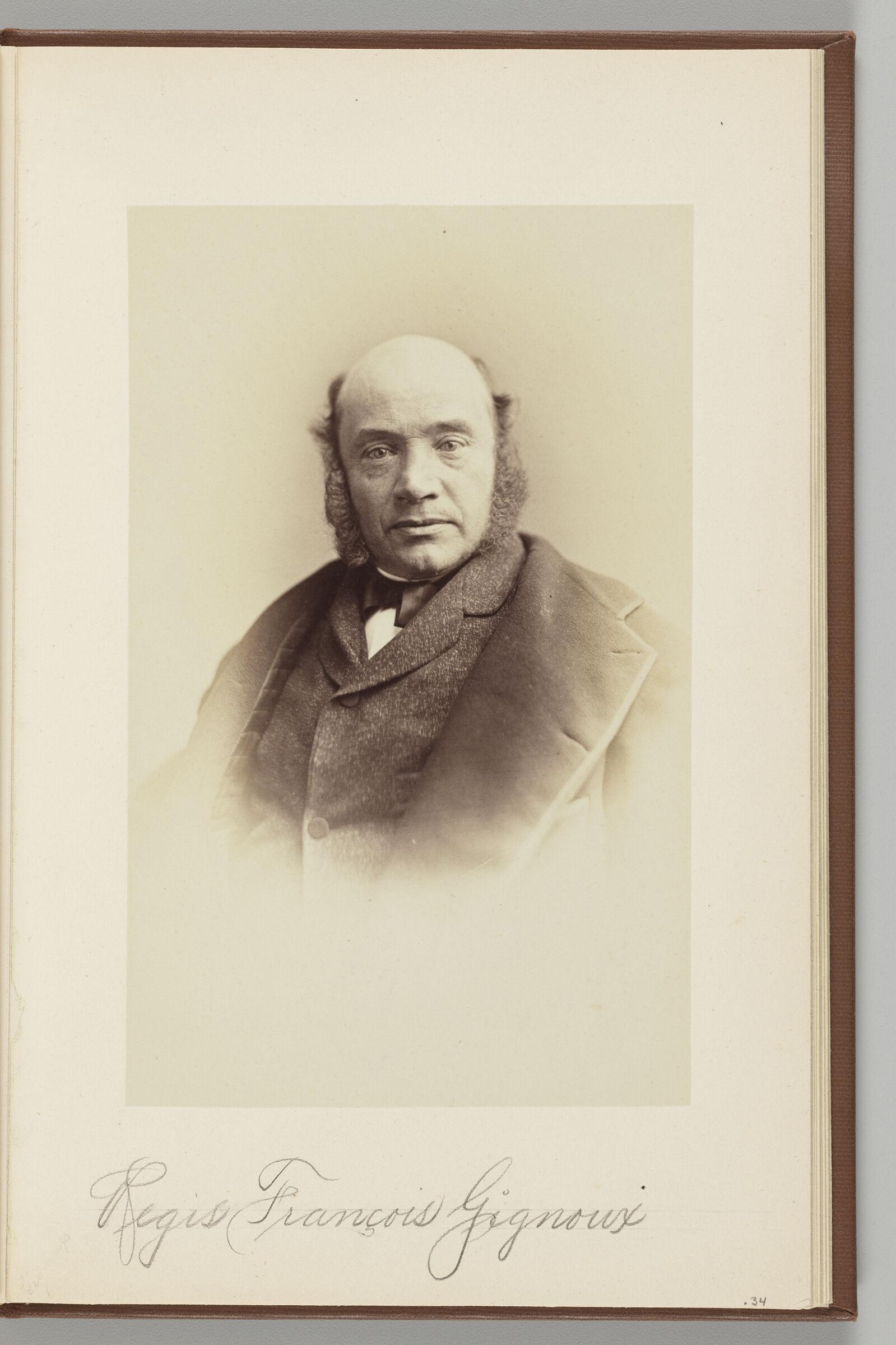 Régis François Gignoux (1816-1882)