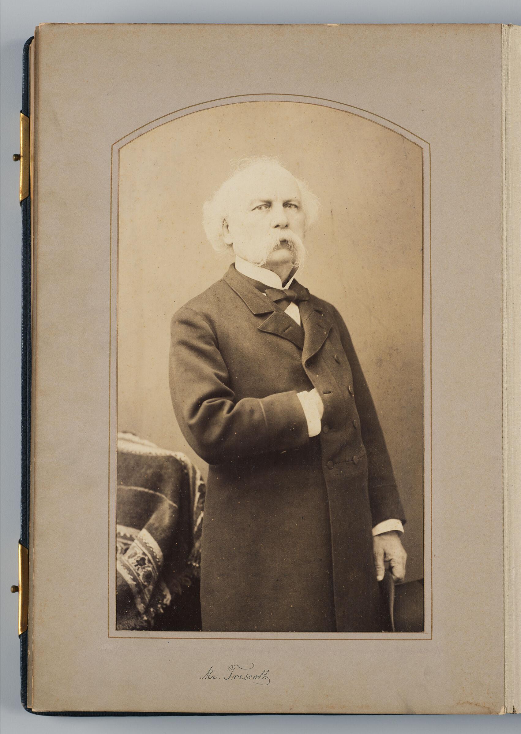 William Henry Trescot (U.s. Delegate)