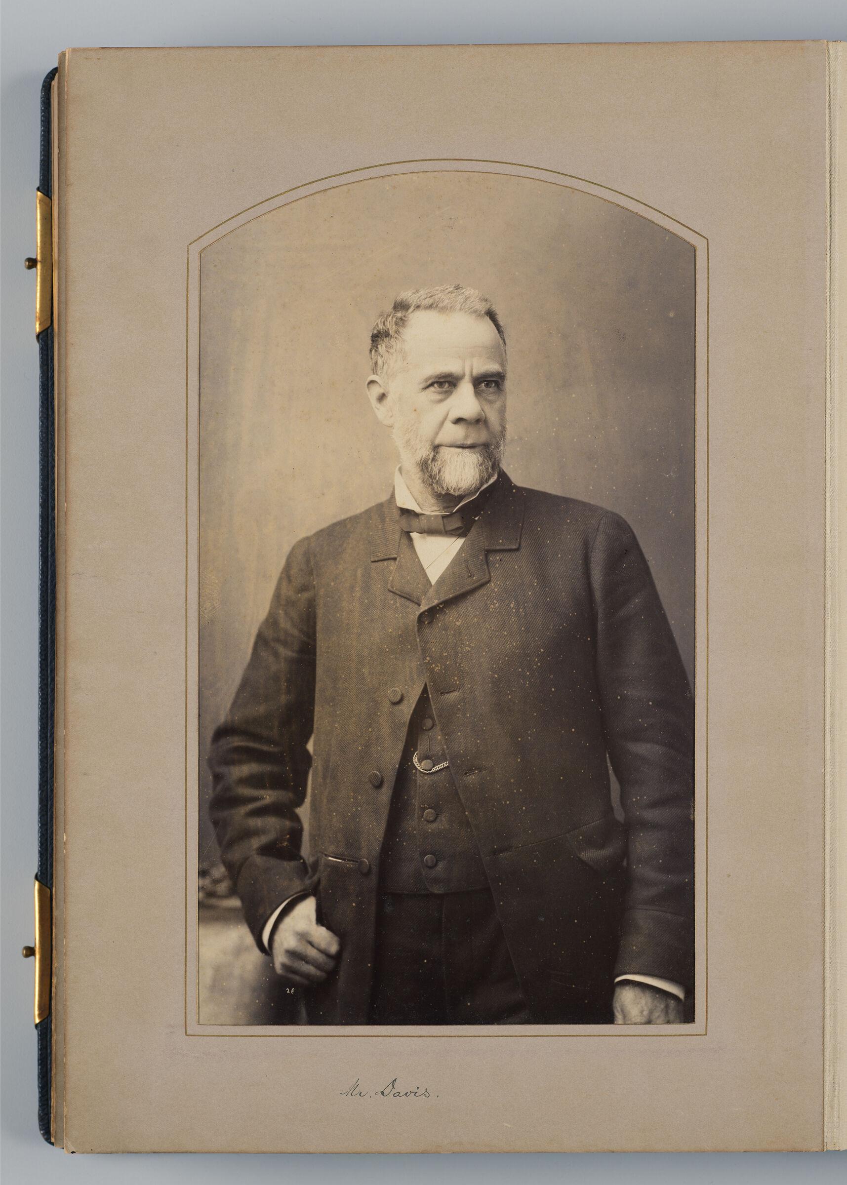 Henry G. Davis (U.s. Delegate)