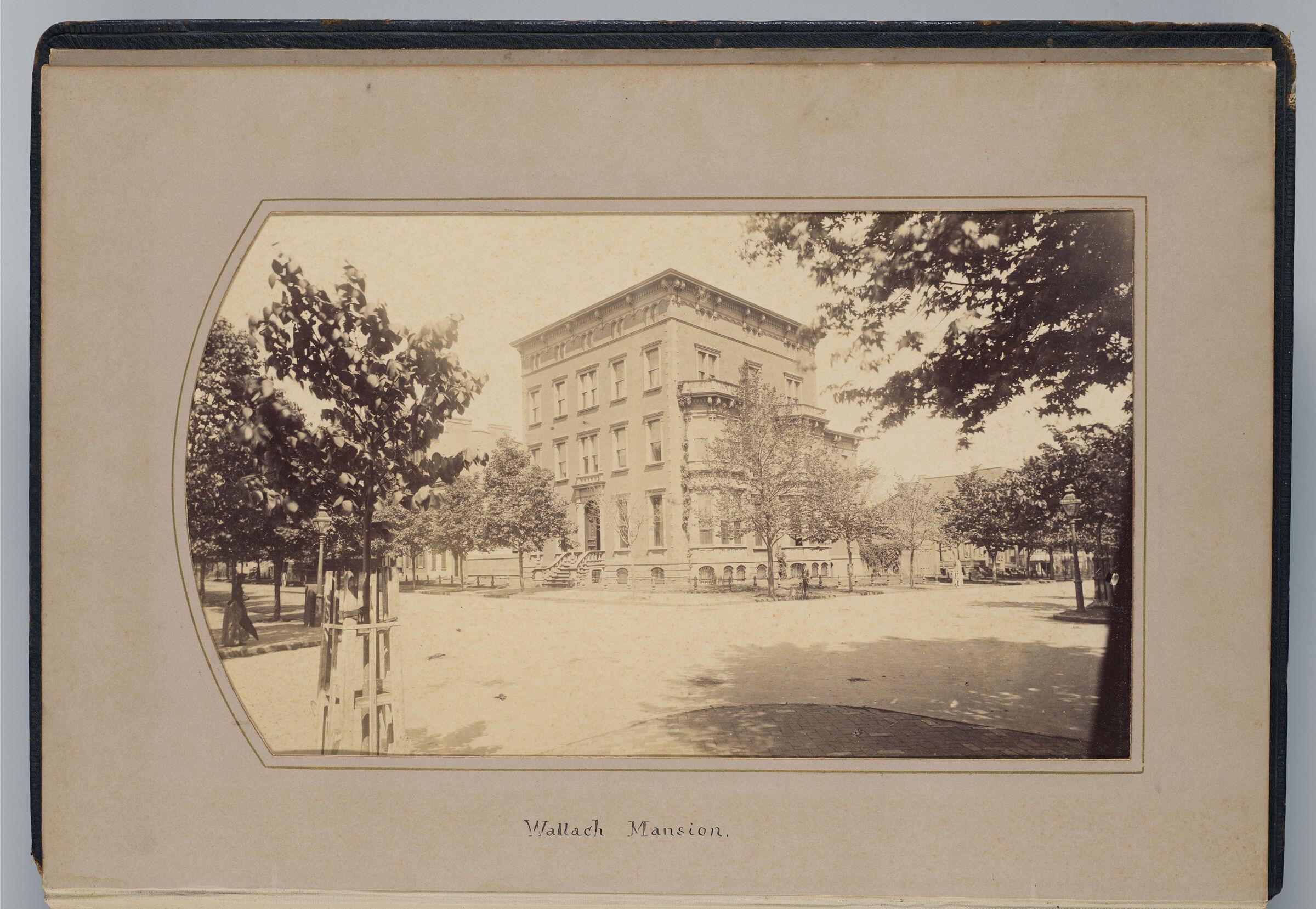 Wallach Mansion