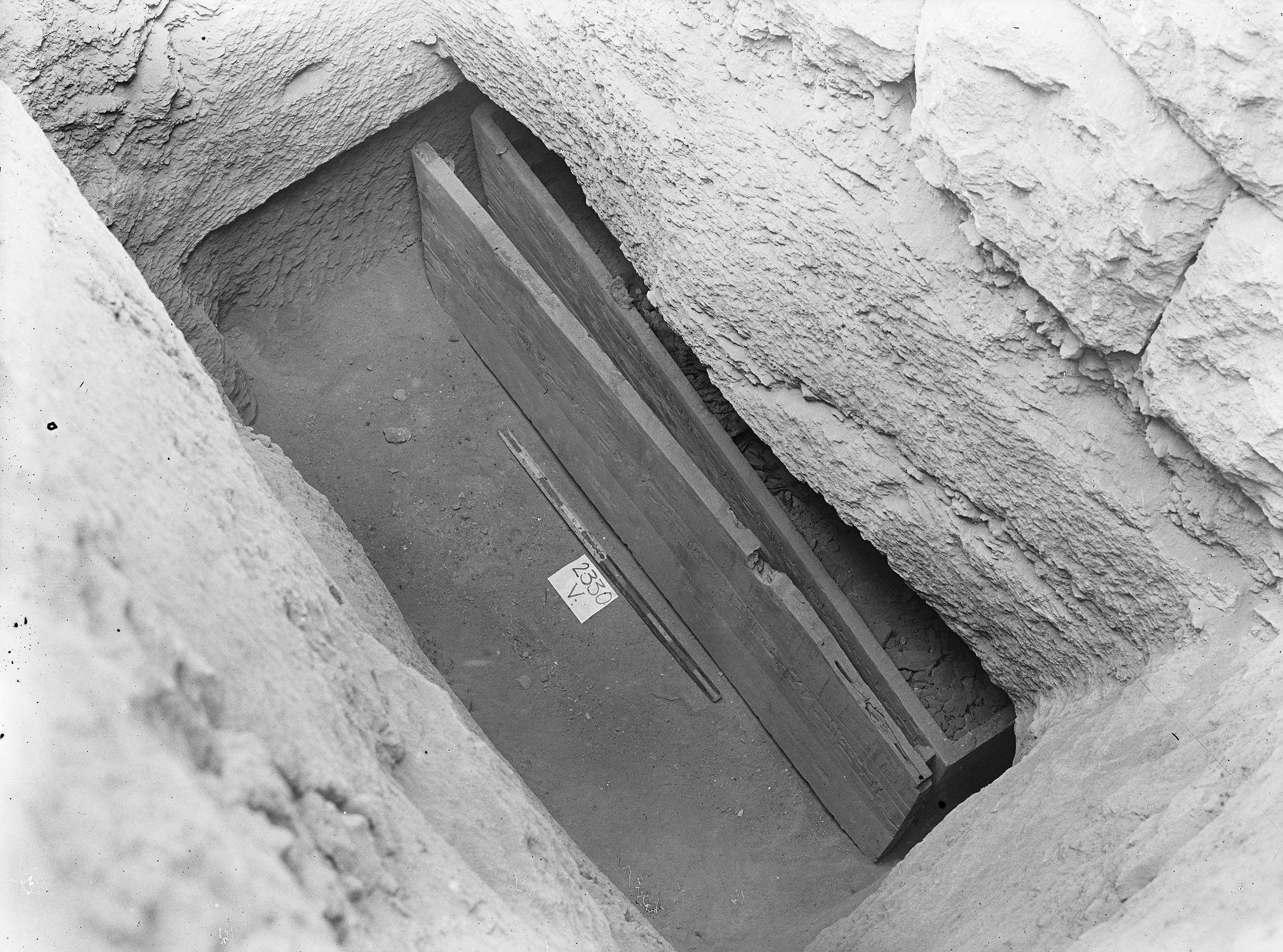 Western Cemetery: Site: Giza; View: G 2330 = G 5380