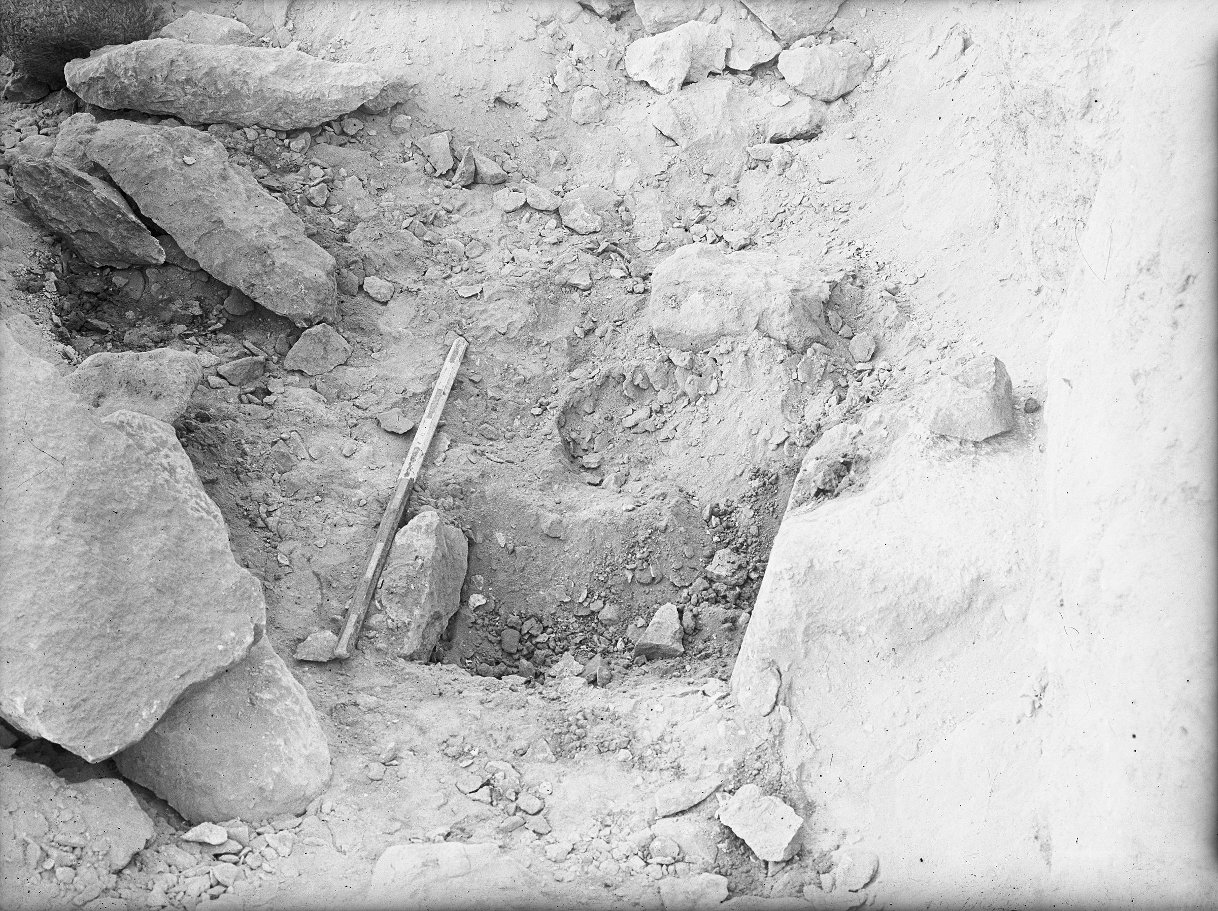 Western Cemetery: Site: Giza; View: G 2336