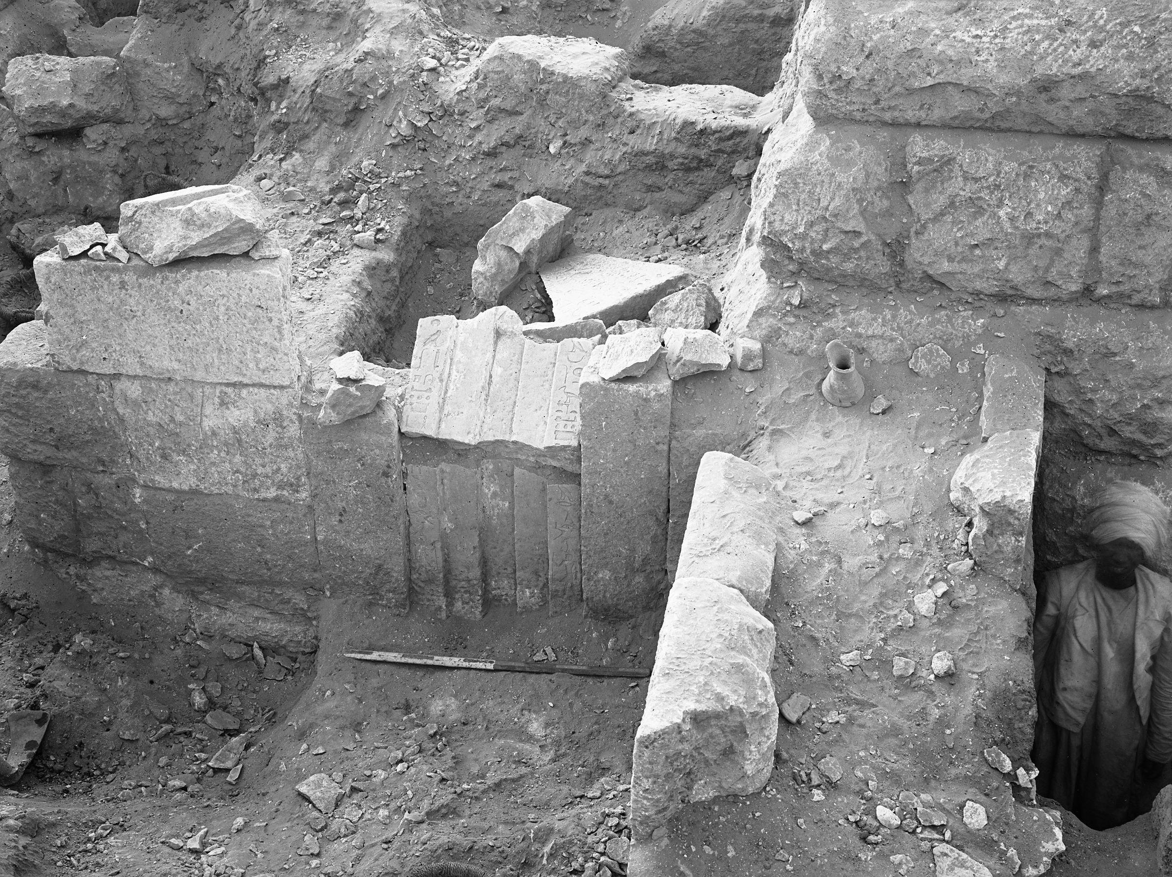 Western Cemetery: Site: Giza; View: G 2361
