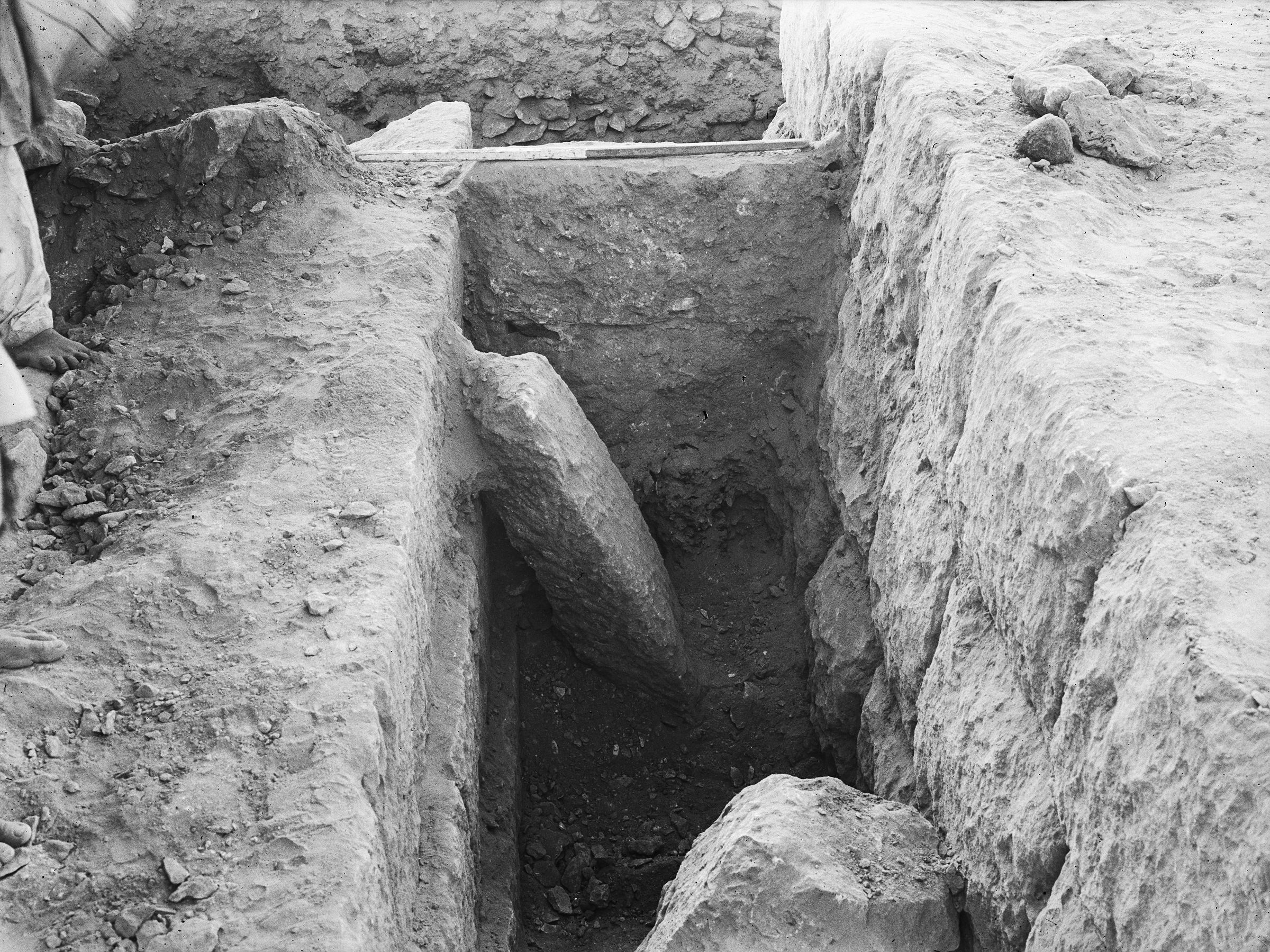 Western Cemetery: Site: Giza; View: G 2352, G 2353