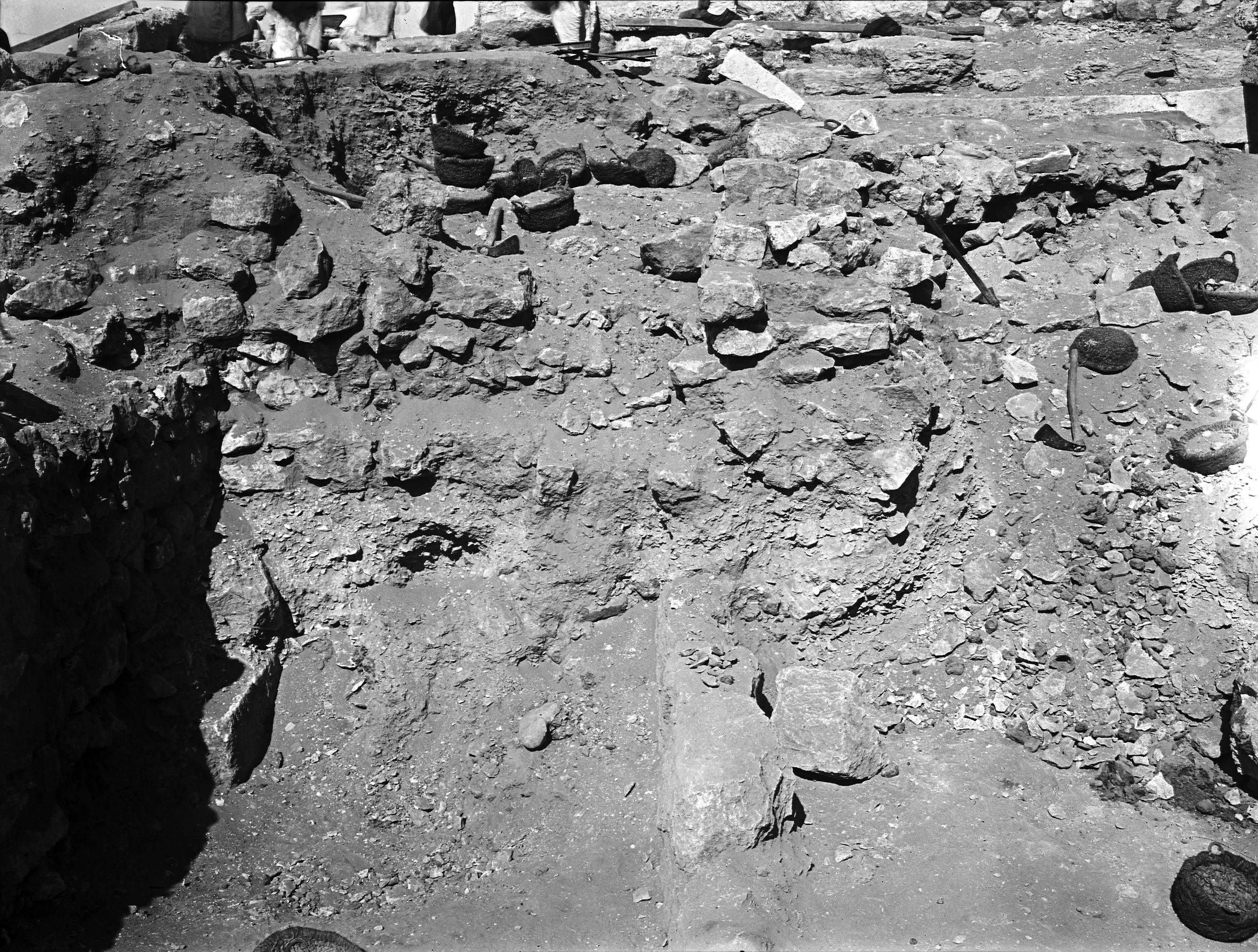 Western Cemetery: Site: Giza; View: G 2370, G 2372, G 2373