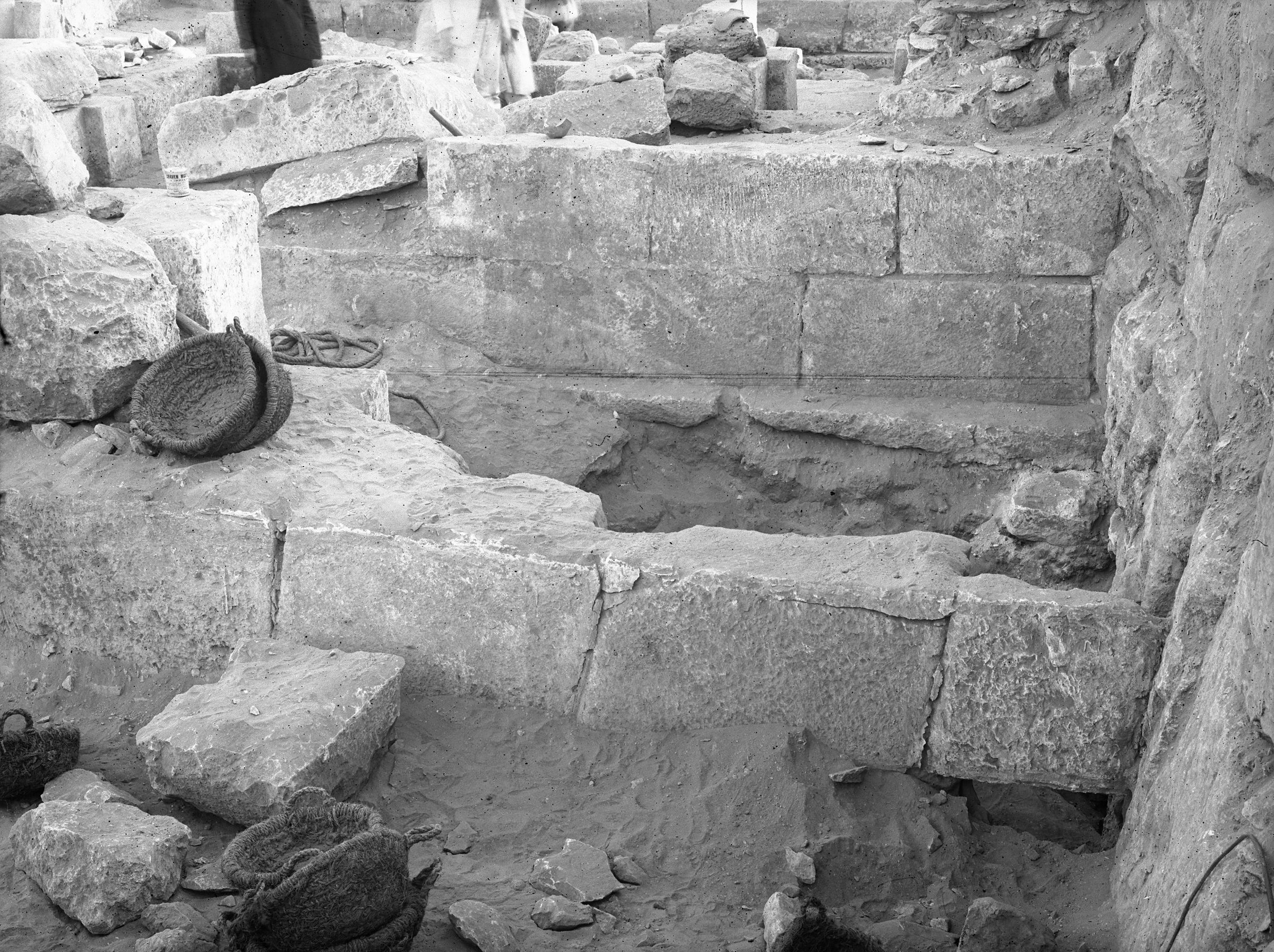 Western Cemetery: Site: Giza; View: G 2385, G 2378