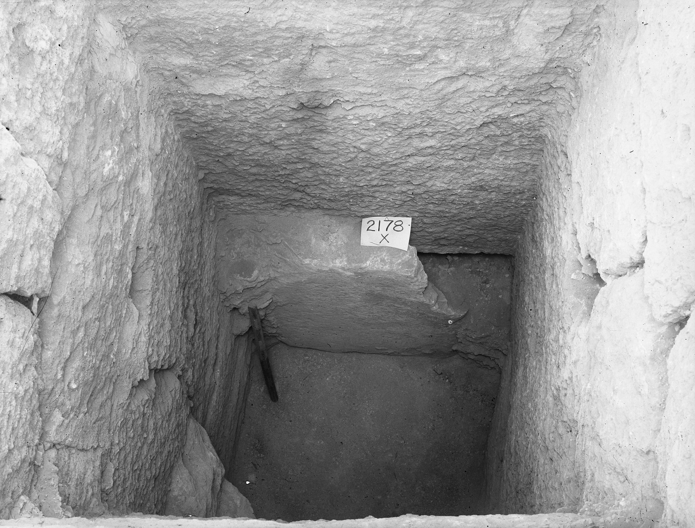 Western Cemetery: Site: Giza; View: G 2178