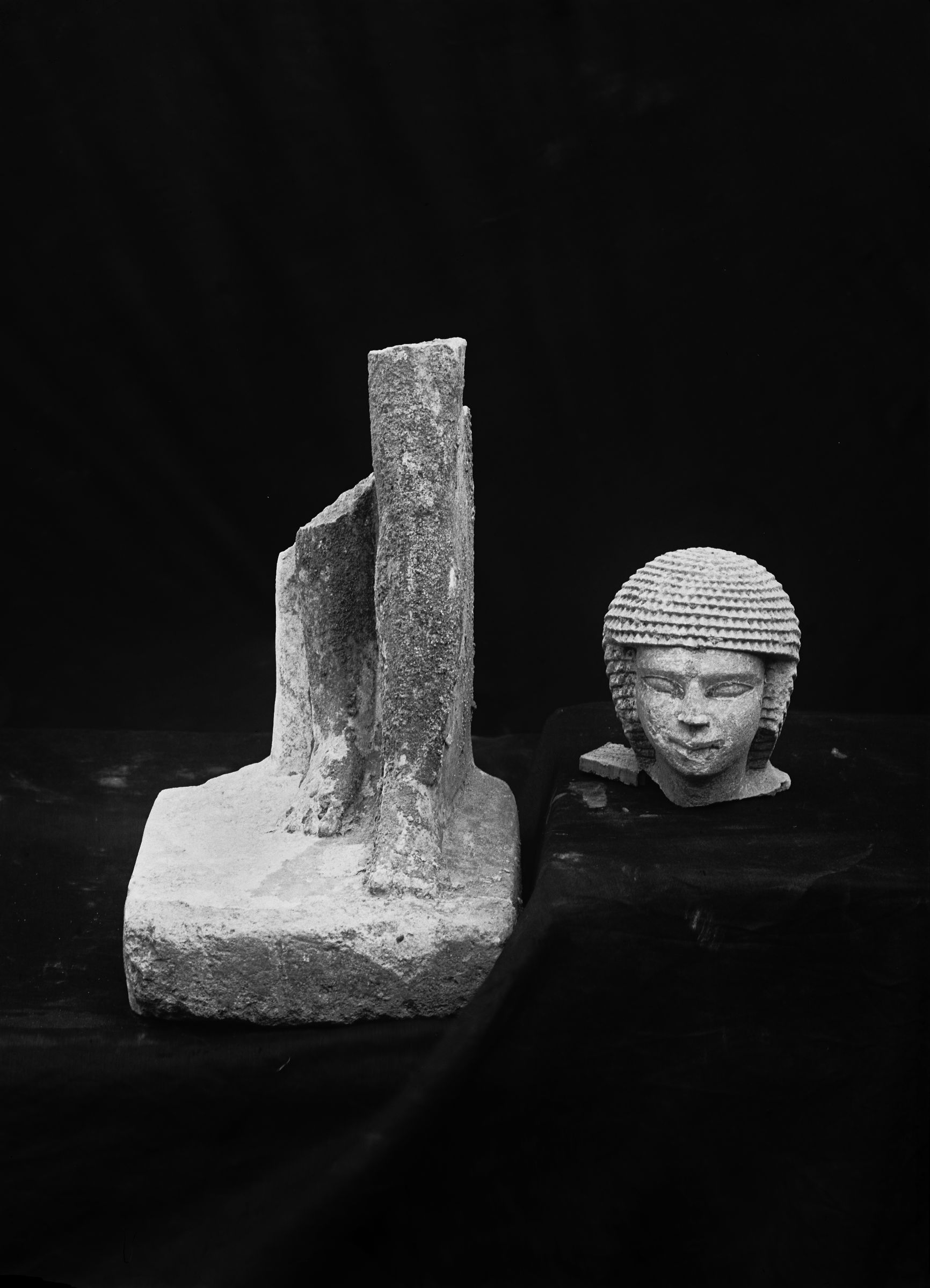 Object(s) photograph: Site: Giza; view: G 2501