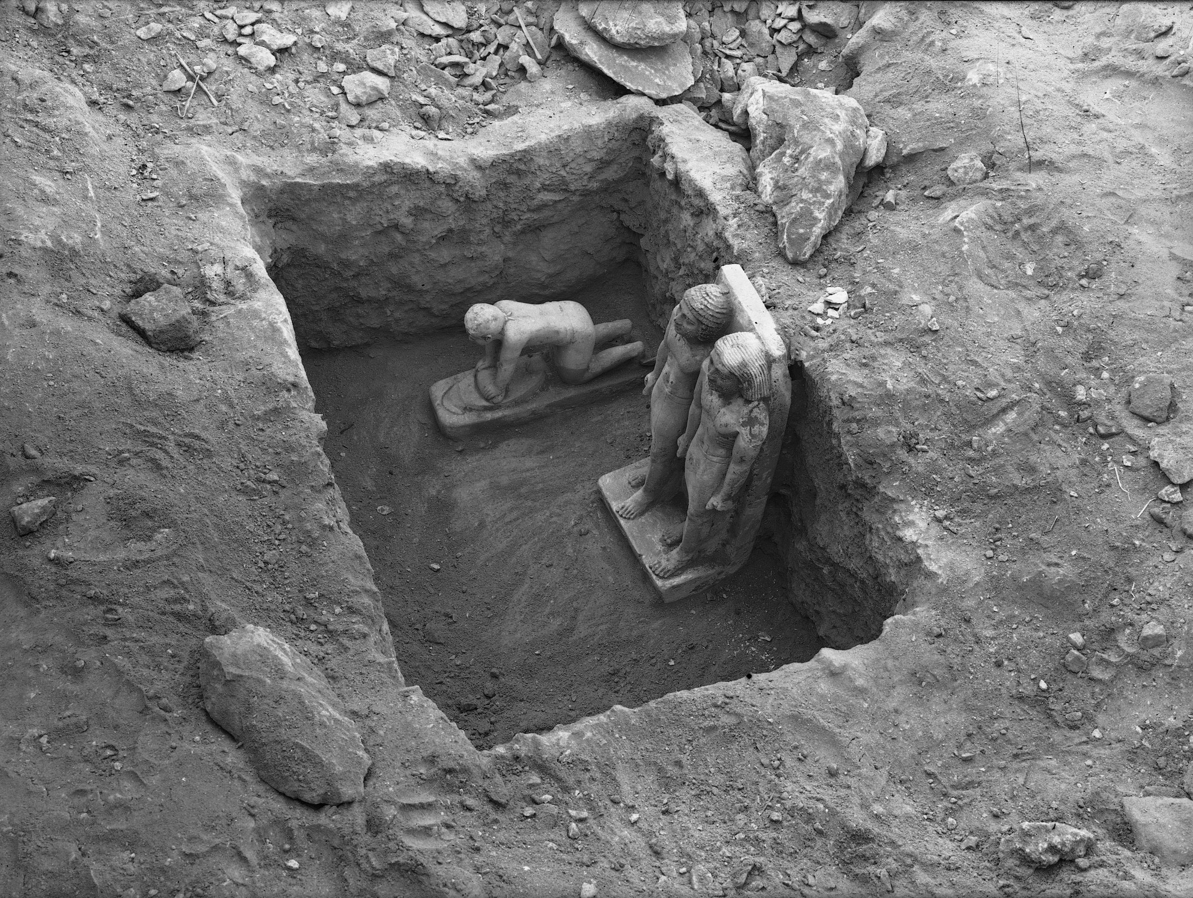 Western Cemetery: Site: Giza; View: G 2185