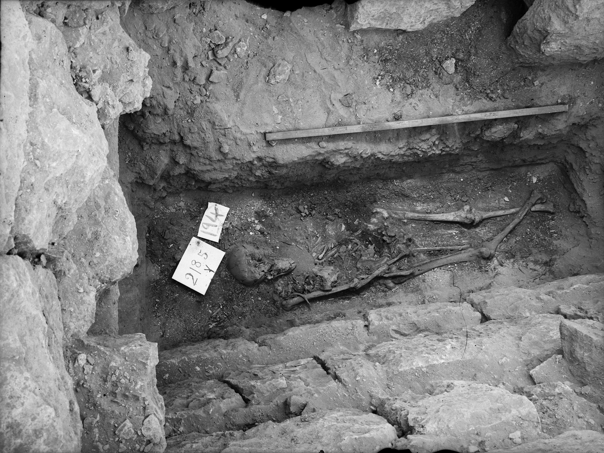 Western Cemetery: Site: Giza; View: G 2166