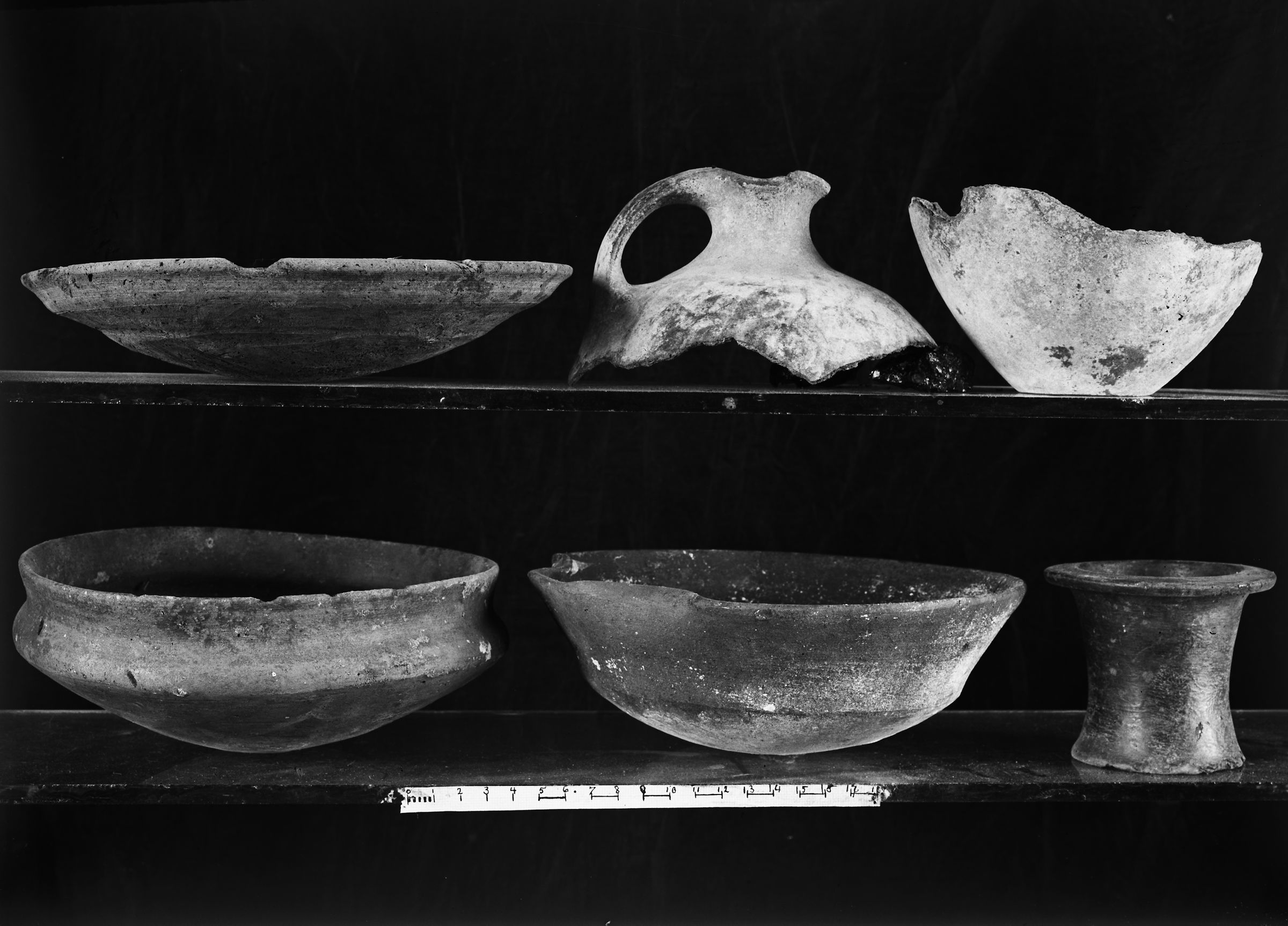 Object(s) photograph: Site: Giza; view: G 1110, G 1412, G 1309