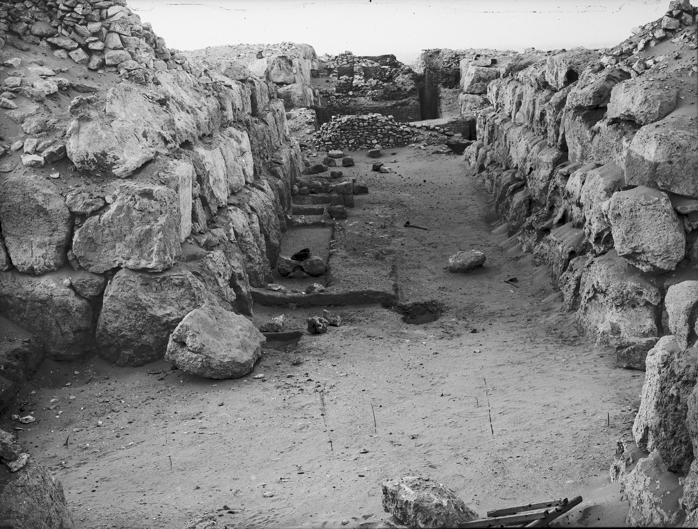 Western Cemetery: Site: Giza; View: G 4620, G 4720