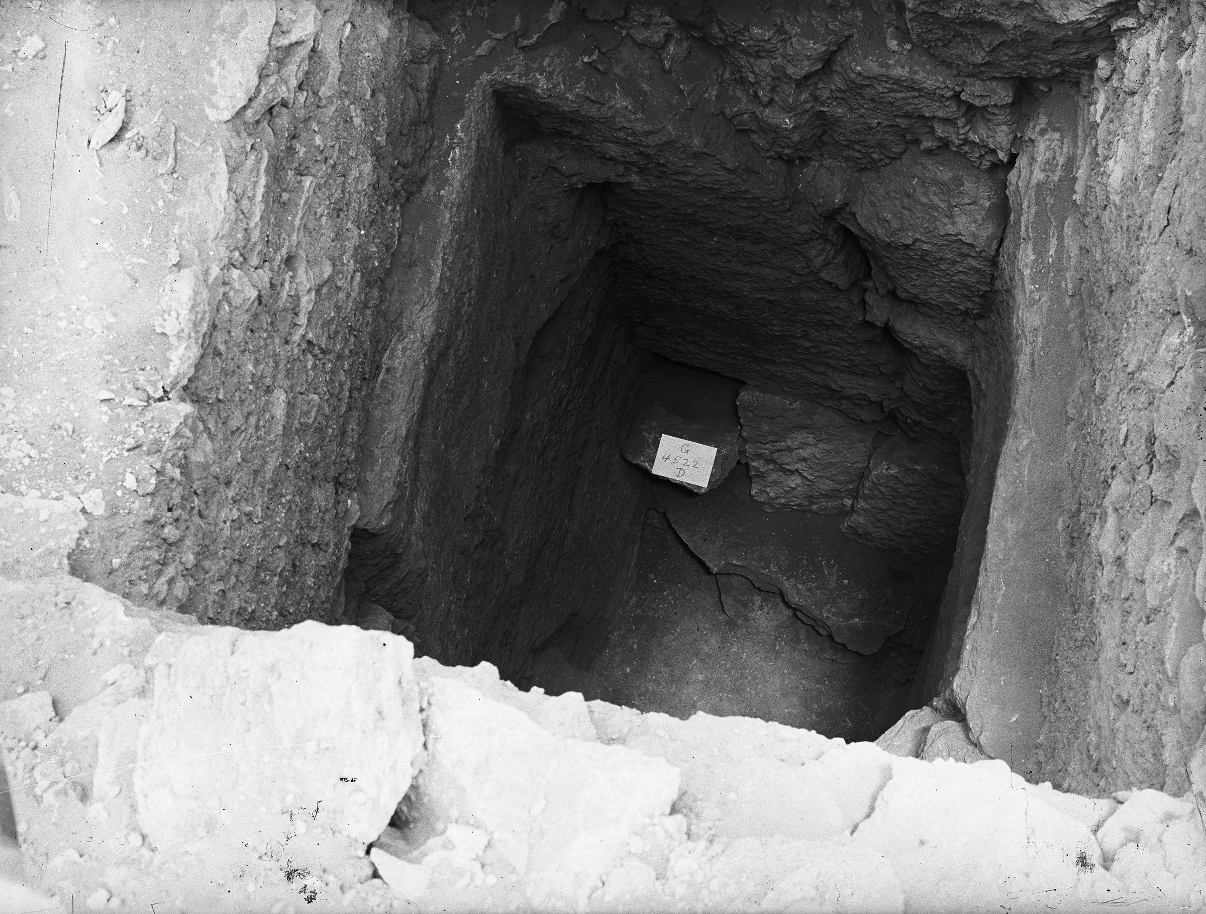 Western Cemetery: Site: Giza; View: G 4522, G 4523