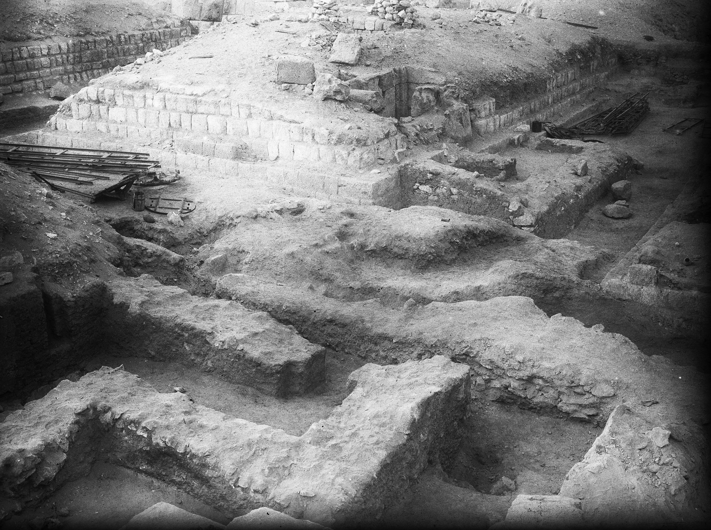 Western Cemetery: Site: Giza; View: G 5020, G 5030