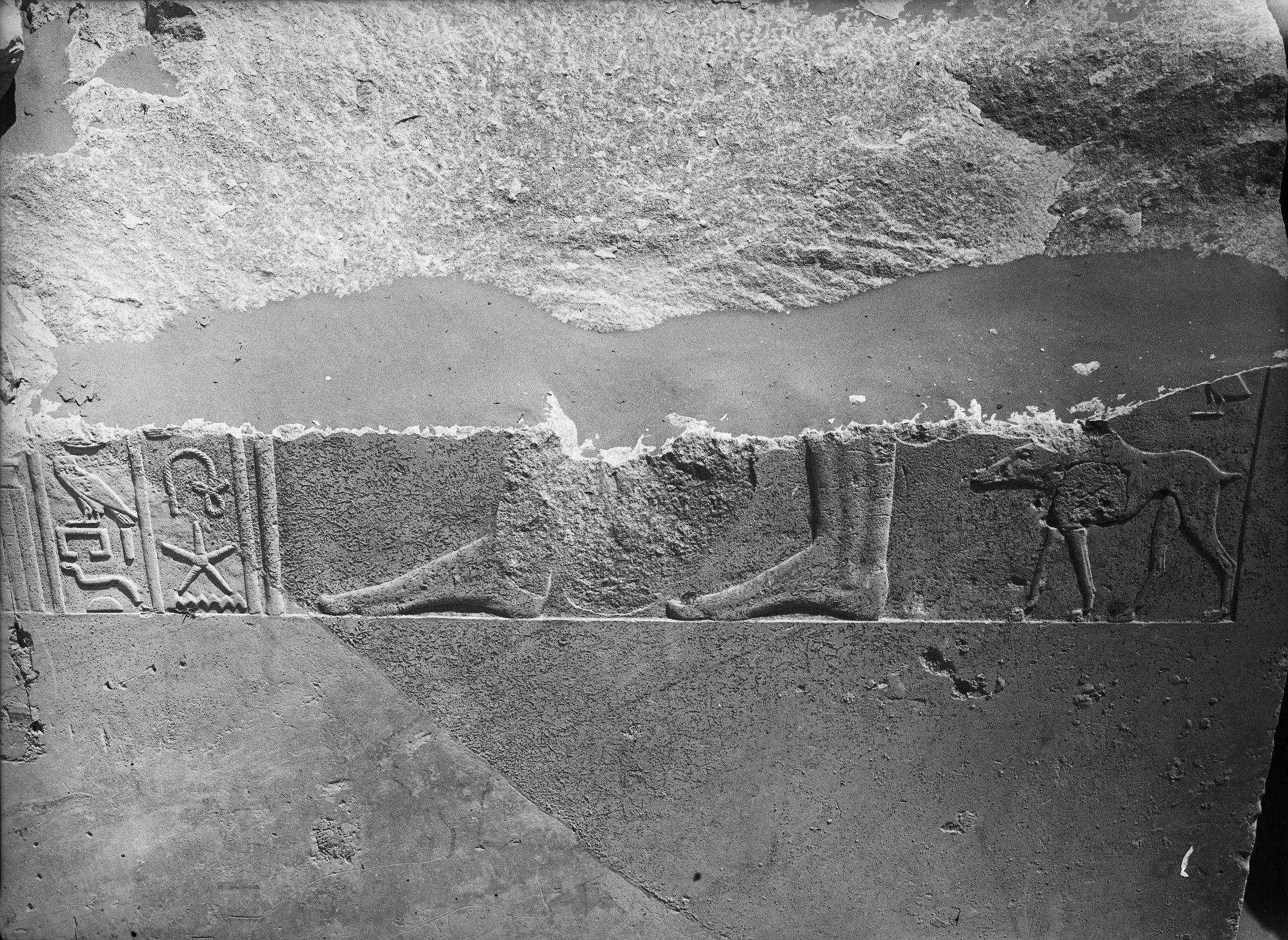Western Cemetery: Site: Giza; View: G 5110