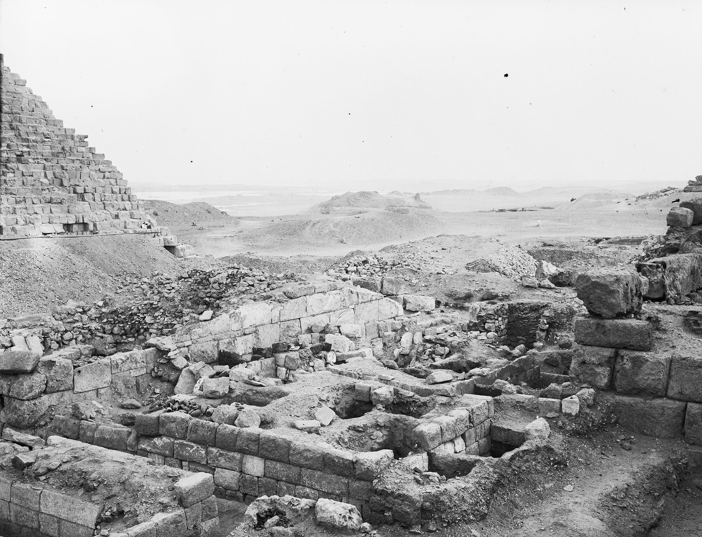 Western Cemetery: Site: Giza; View: G 5233, G 5330
