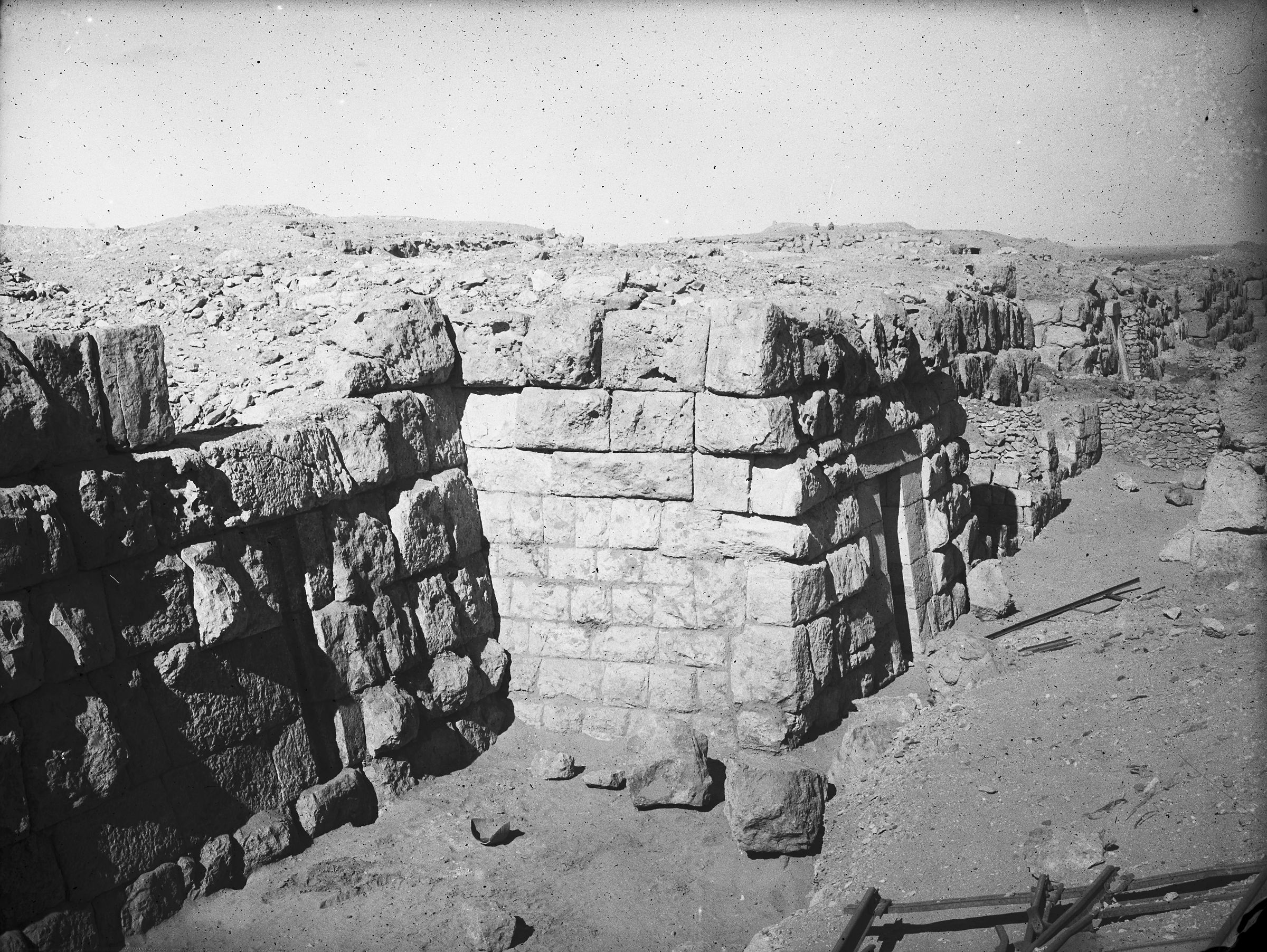 Western Cemetery: Site: Giza; View: G 4410, G 4411