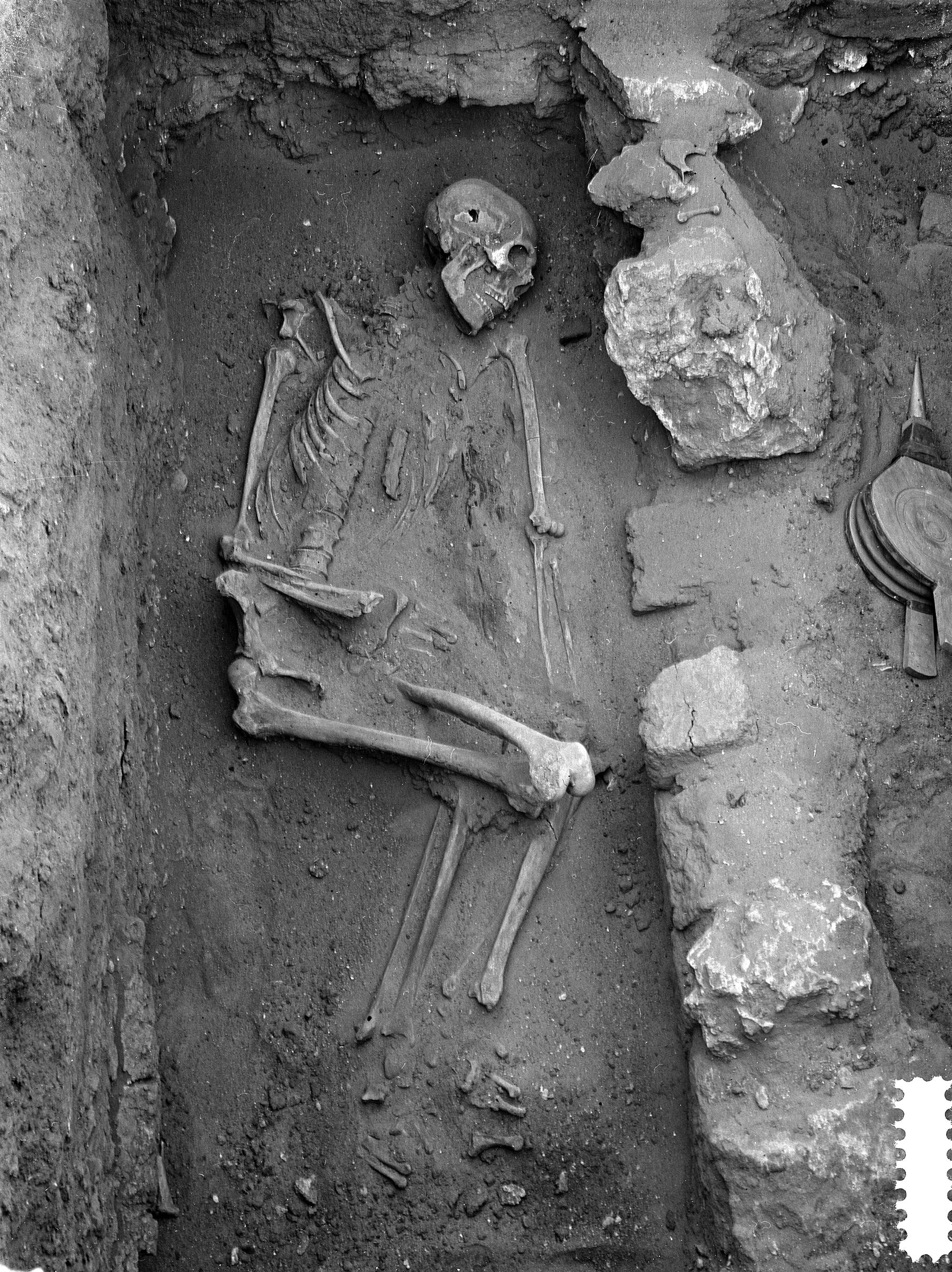Western Cemetery: Site: Giza; View: G 23