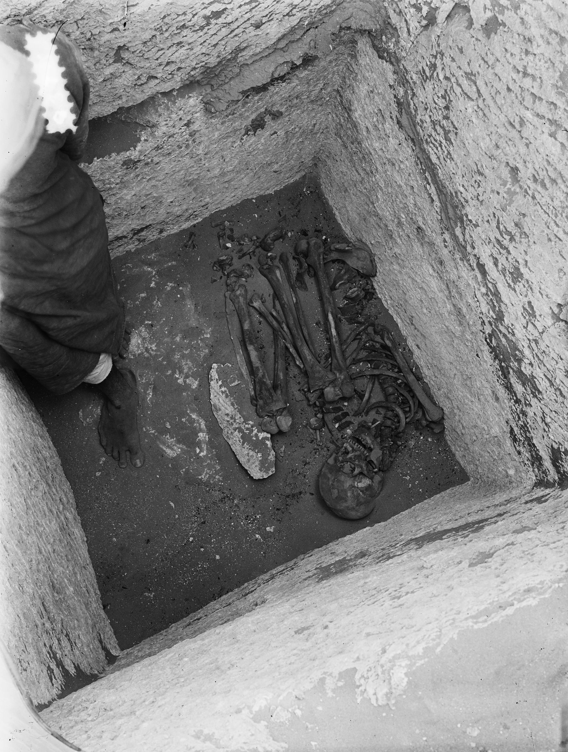 Western Cemetery: Site: Giza; View: G 10