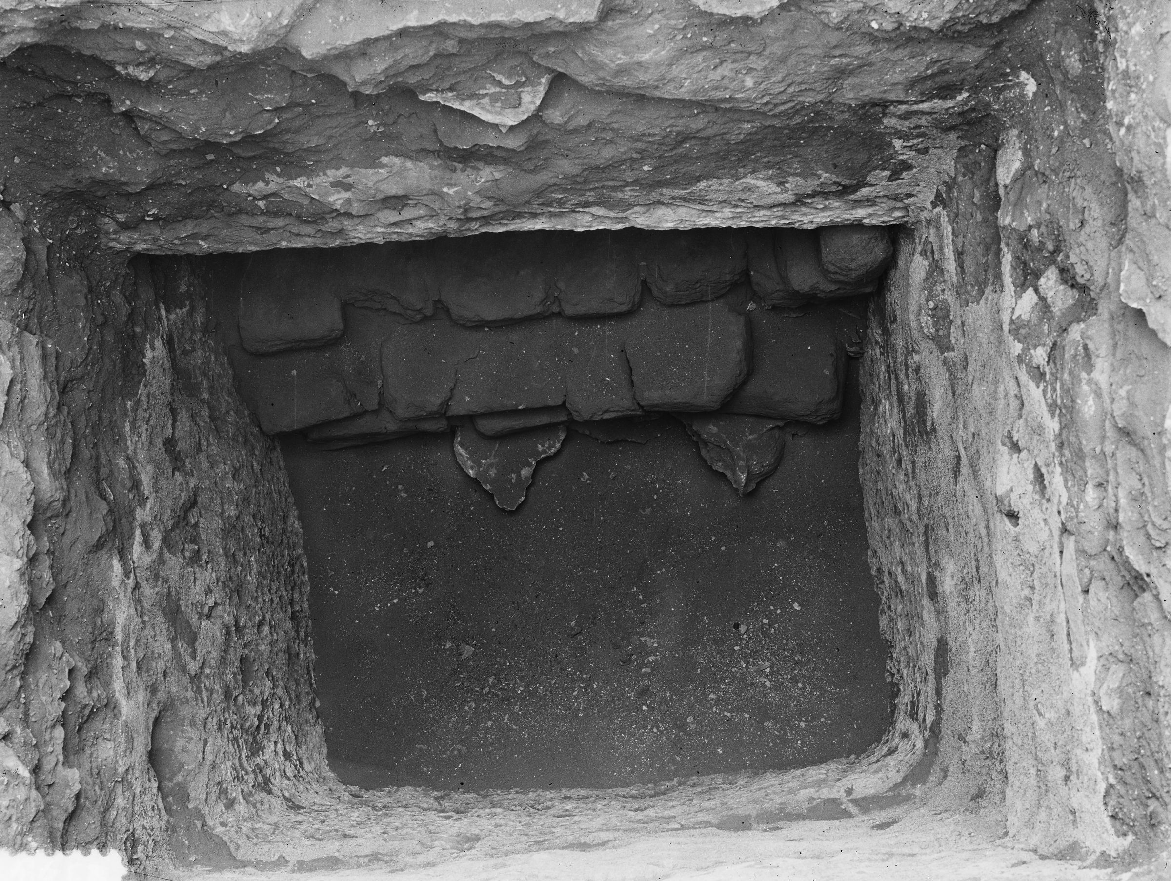 Western Cemetery: Site: Giza; View: G 5