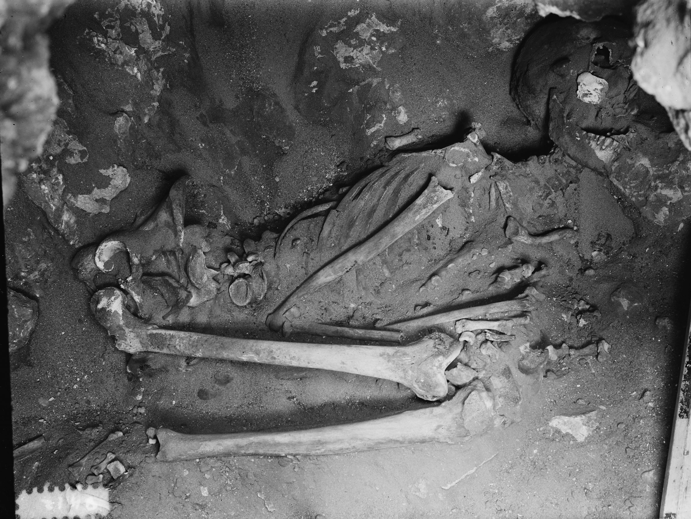 Western Cemetery: Site: Giza; View: G 12